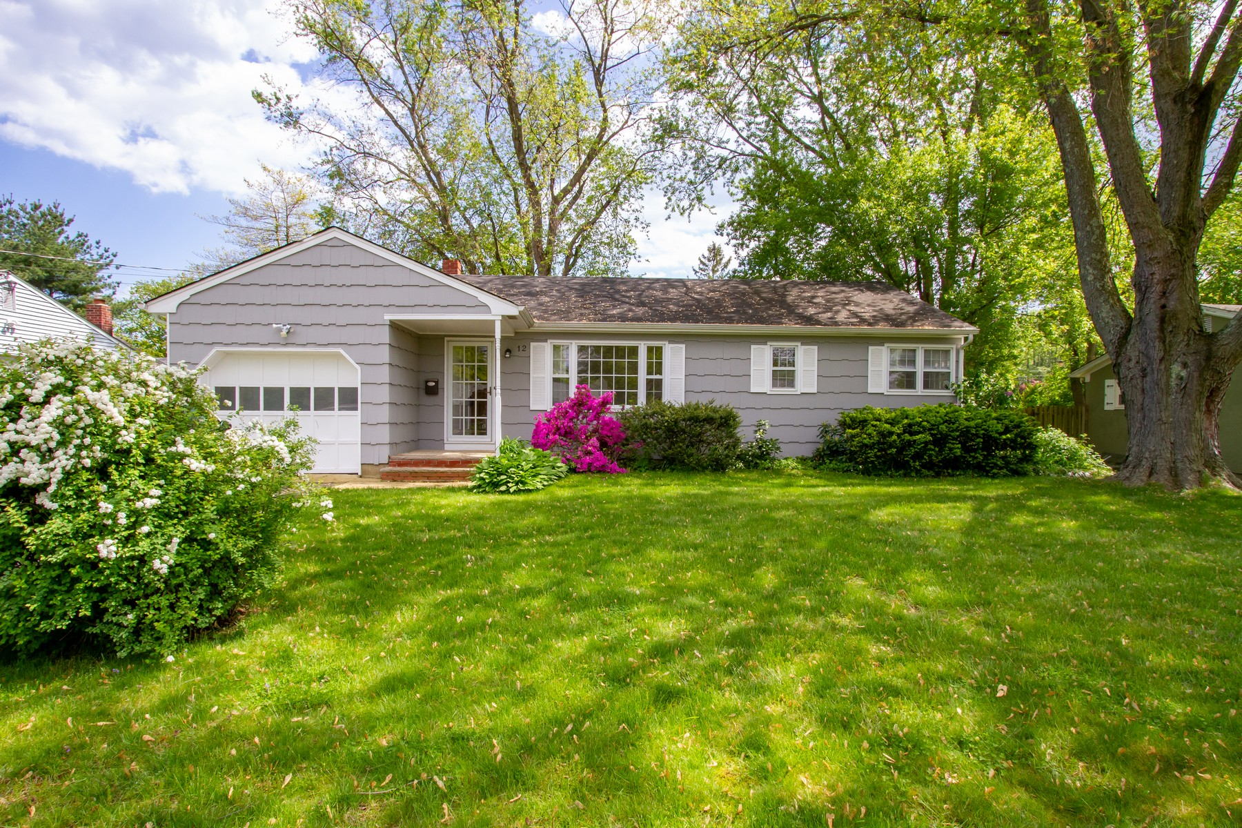 Single Family Homes for Sale at Oceanport Ranch 12 Avon Ave Oceanport, New Jersey 07757 United States