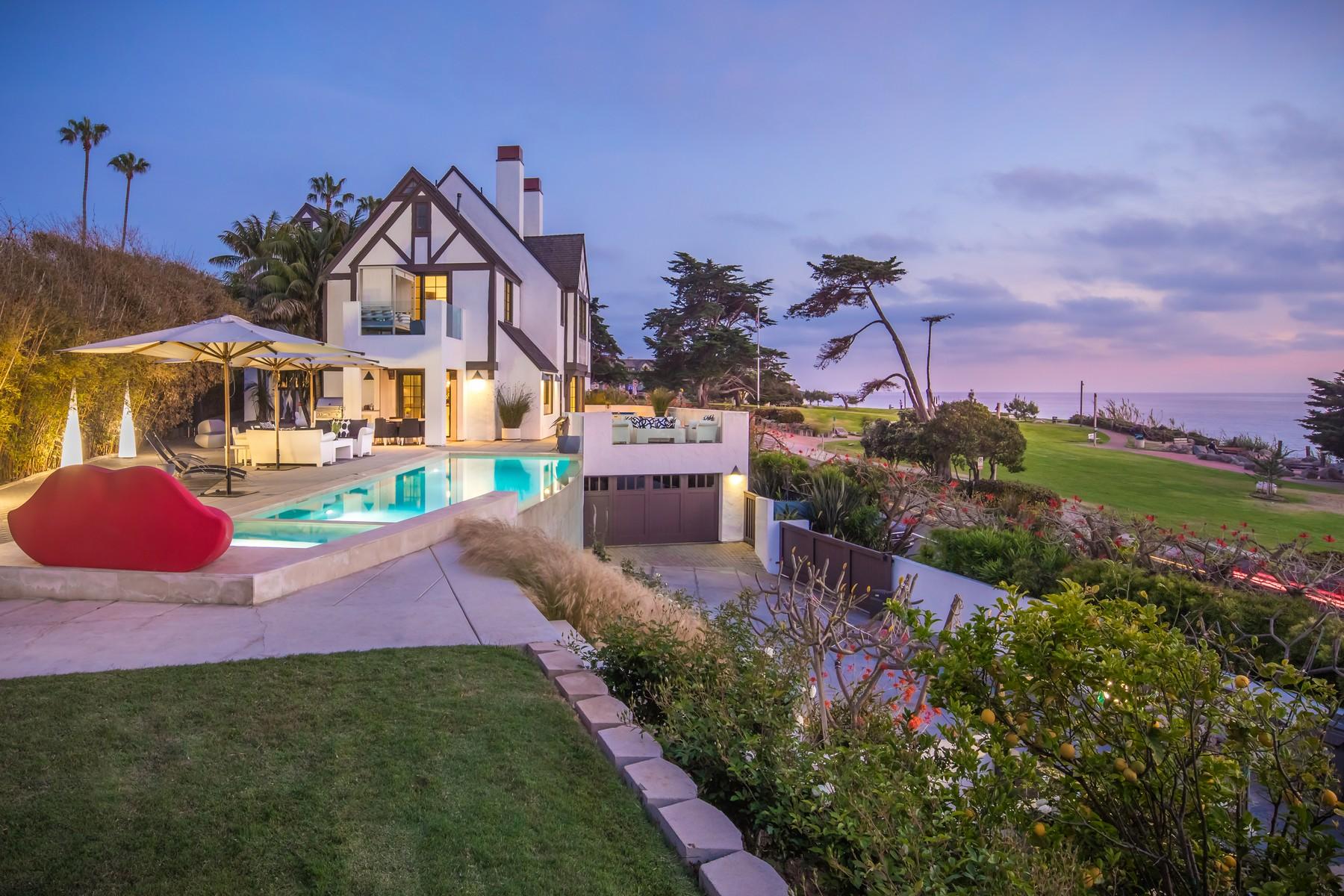 Single Family Homes por un Venta en 110 15th Street Del Mar, California 92014 Estados Unidos