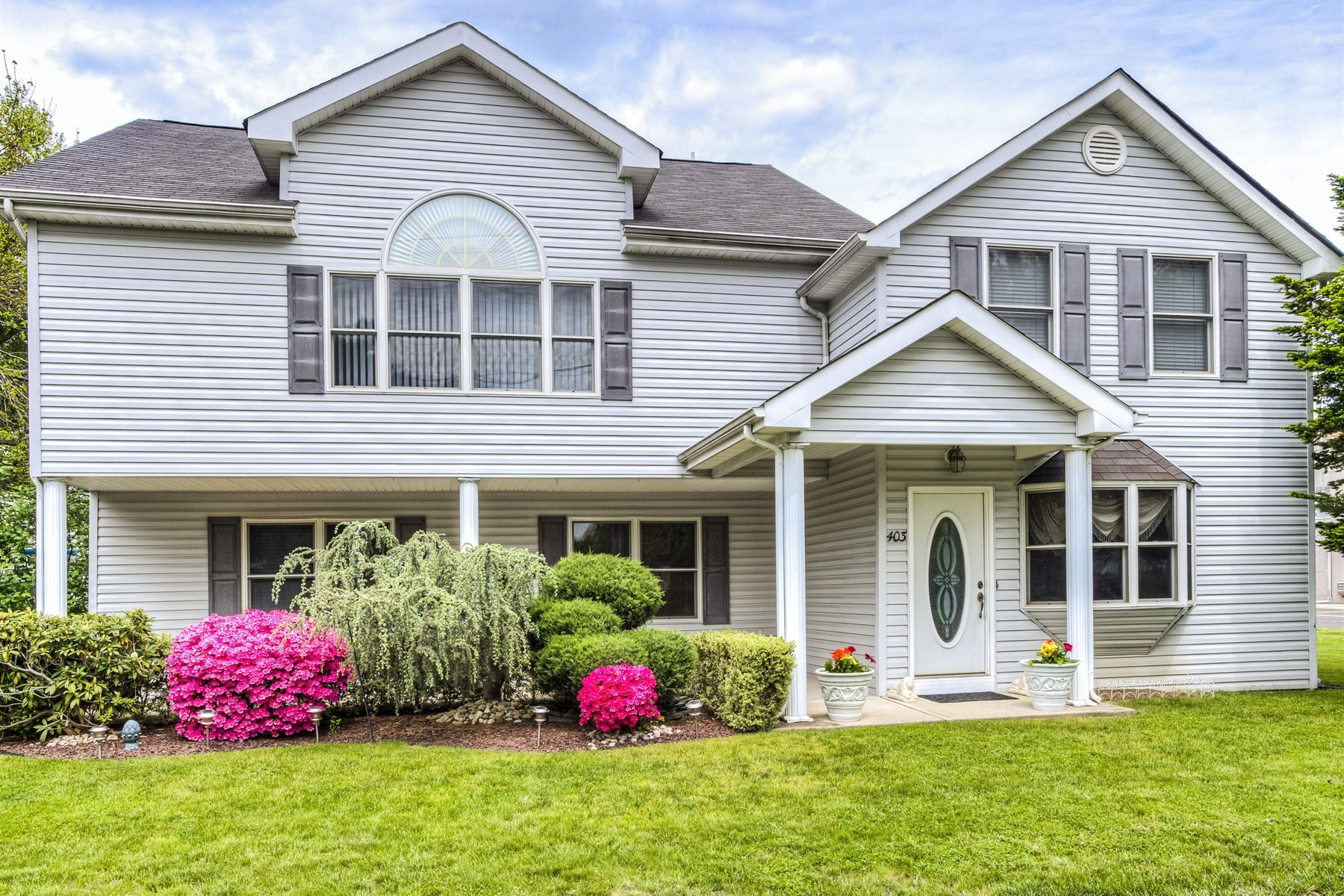 Single Family Home for Sale at Where your home reflects your style 403 E. Freehold Road Freehold, New Jersey 07728 United States