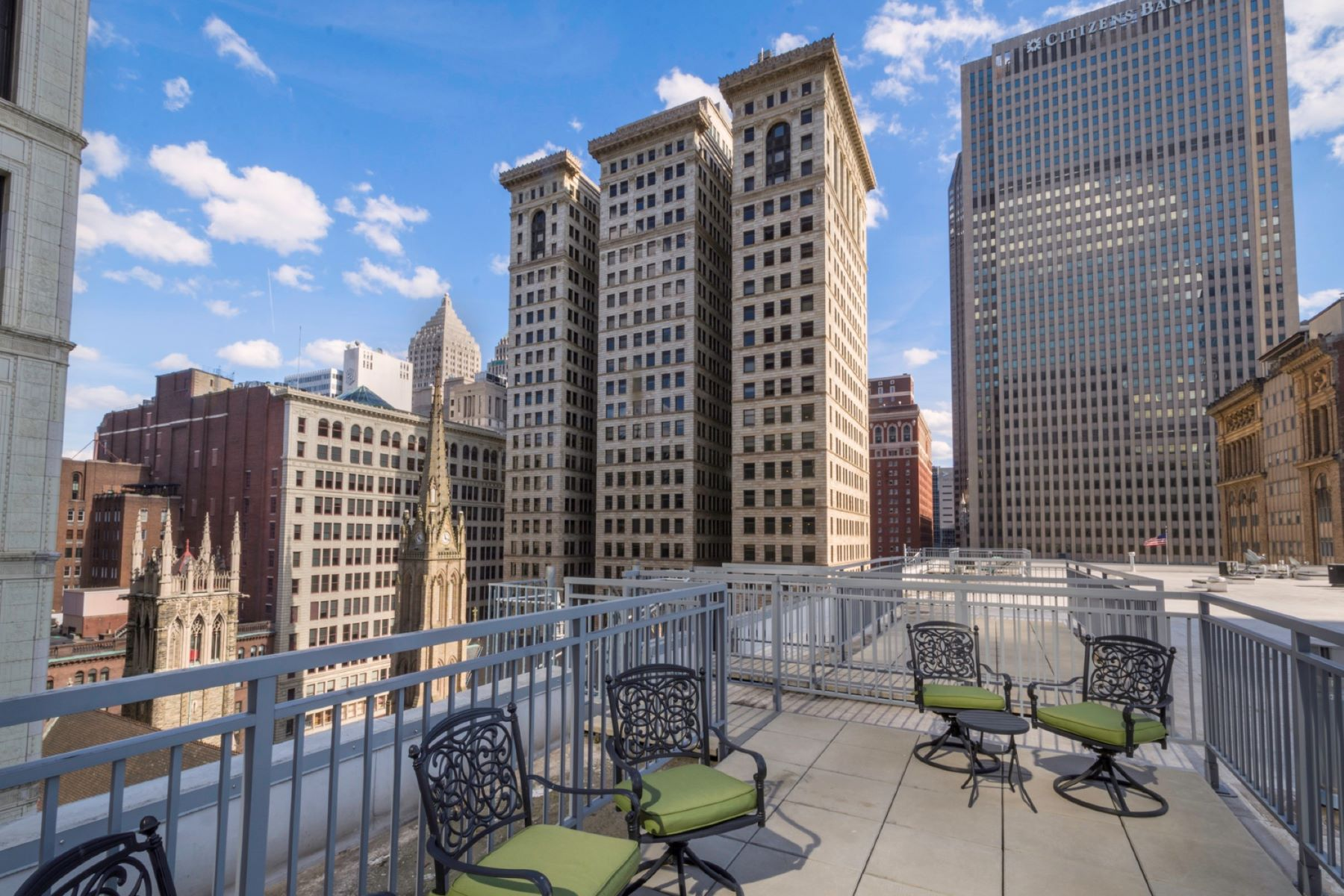 Condominium for Sale at Piatt Place 709 301 5th Avenue Unit 709 Pittsburgh, Pennsylvania 15222 United States