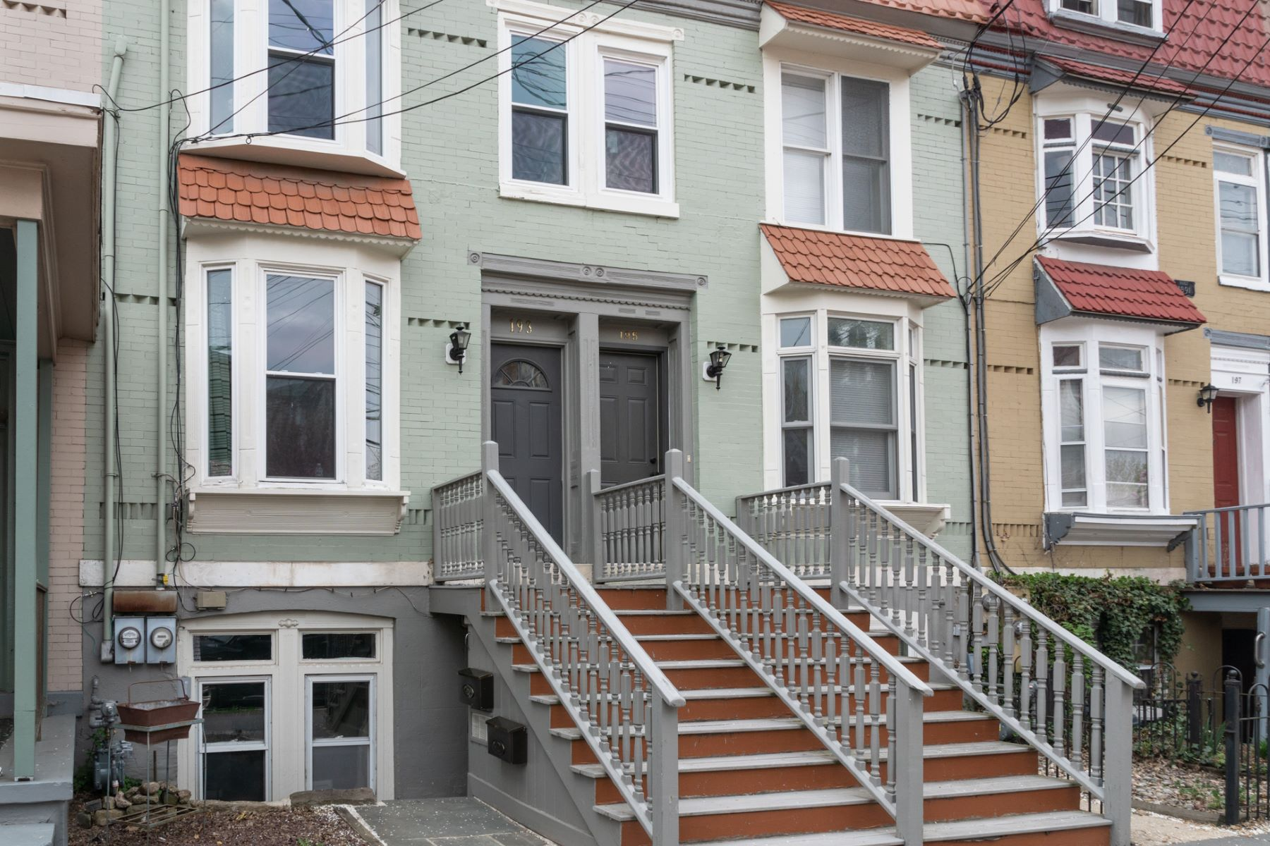 Multi-Family Home for Sale at Prime Investment Opportunity 193 North Union Street, Lambertville, New Jersey 08530 United StatesMunicipality: Lambertville