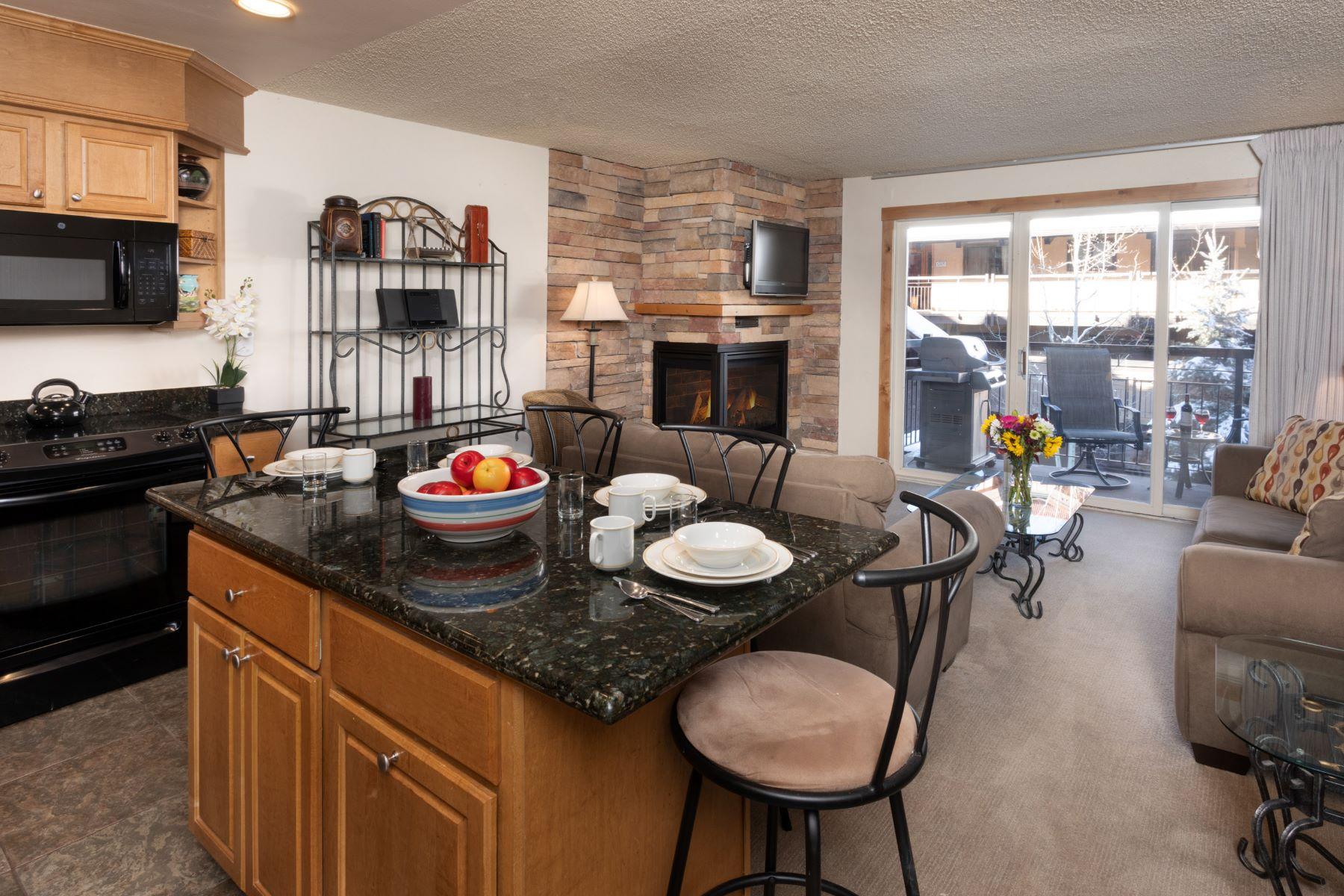Condominiums для того Продажа на Crestwood 400 Wood Road #2106, Snowmass Village, Колорадо 81615 Соединенные Штаты