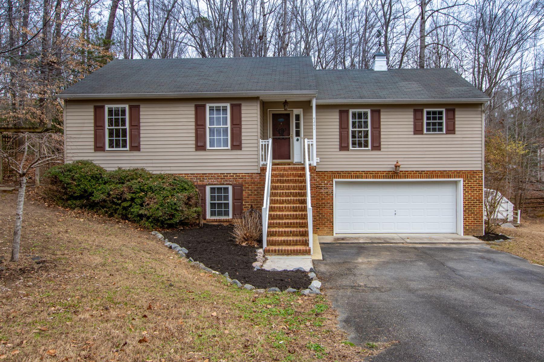 Single Family Home for Sale at Adams Hunt 4241 Birdella Drive Williamsburg, Virginia 23188 United States