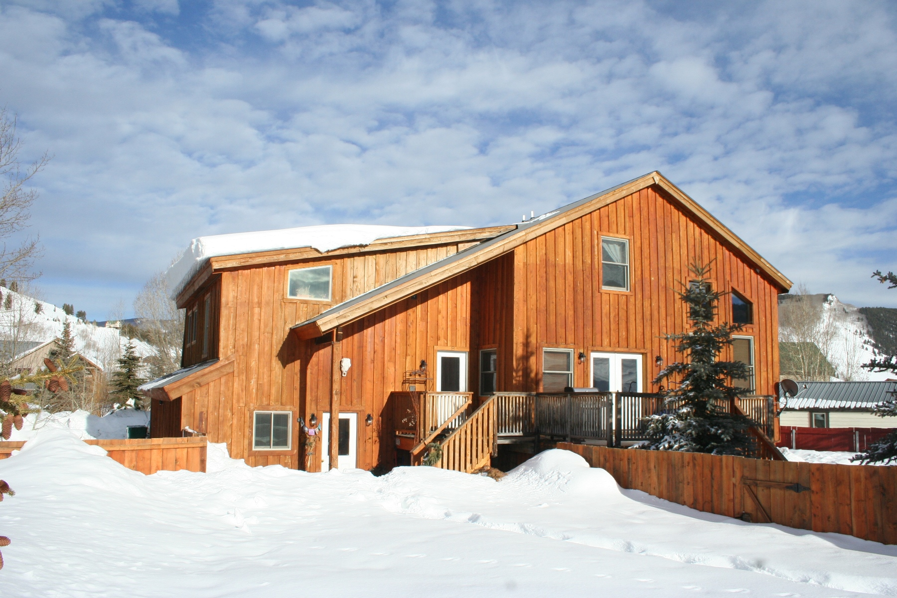Single Family Home for Sale at Convenient Location 454 Teocalli Road Crested Butte, Colorado, 81224 United States