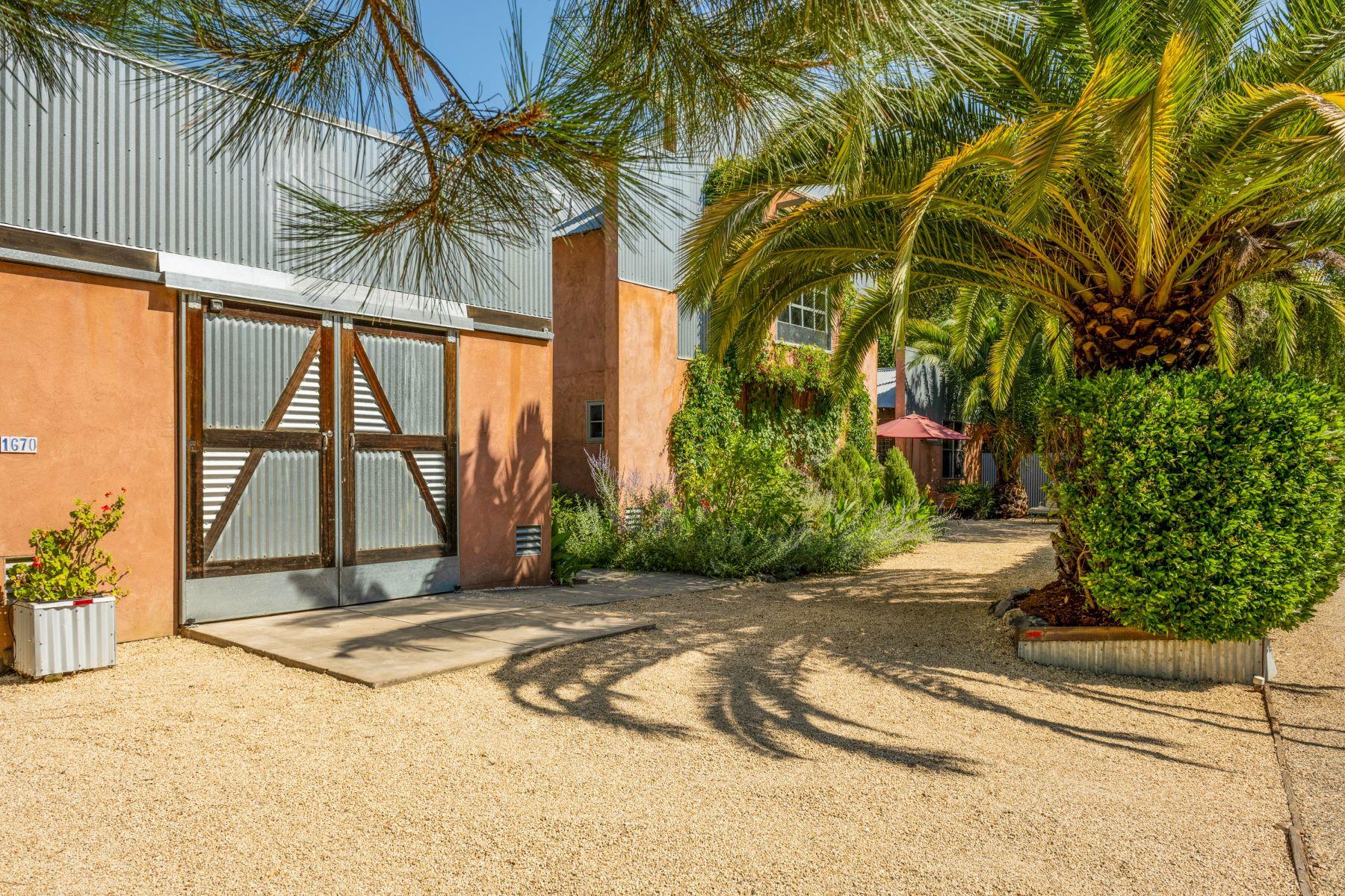 Single Family Homes 为 销售 在 Contemporay Retreat 1670 Spring Street 海伦娜, 加利福尼亚州 94574 美国