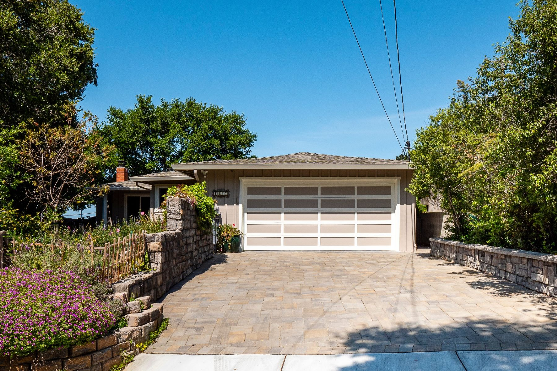 Single Family Homes for Active at Remodeled Ranch Home with San Francisco Views 1597 Harbor Boulevard Belmont, California 94002 United States