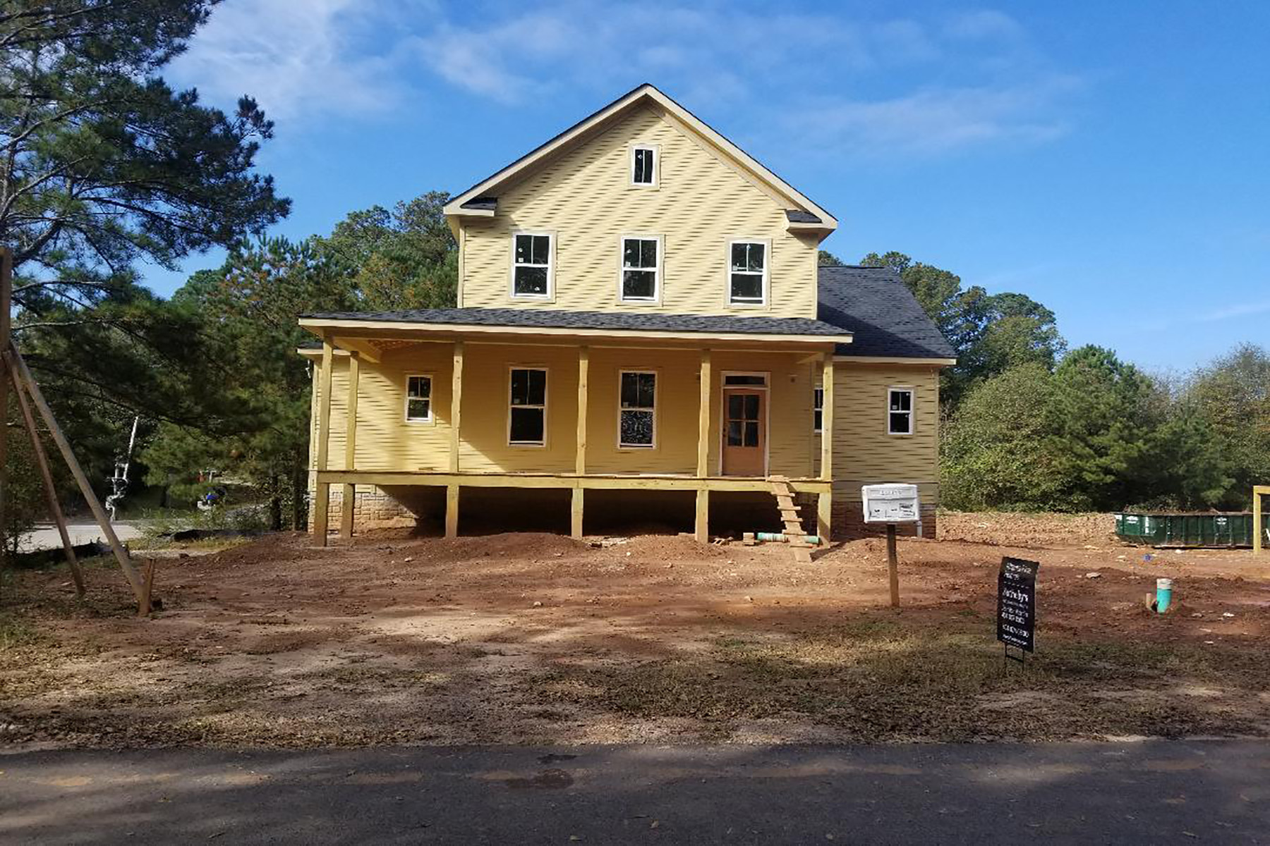 一戸建て のために 売買 アット Charming, New Construction Farmhouse in Historic Downtown Senoia 0 Horseshoe Bend Senoia, ジョージア 30276 アメリカ合衆国