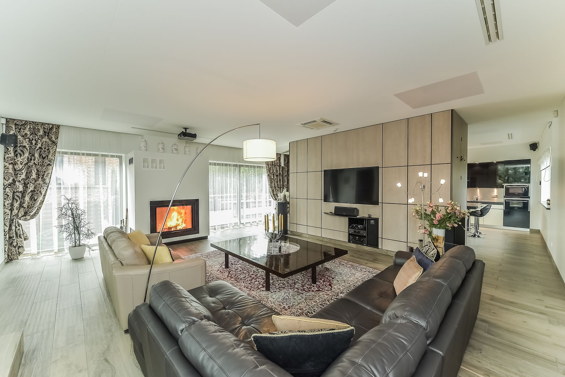 Single Family Home for Sale at A SPACIOUS HOUSE IN ŽALIAKALNIS QUARTER Kaunas, Kaunas County Lithuania