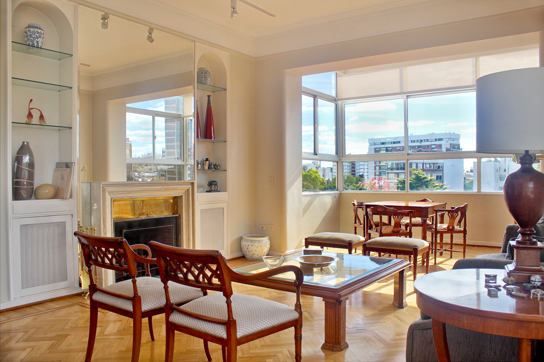 Apartments for Sale at Graceful furnished apartment Zapiola 1600 Buenos Aires, Buenos Aires C1426AUH Argentina
