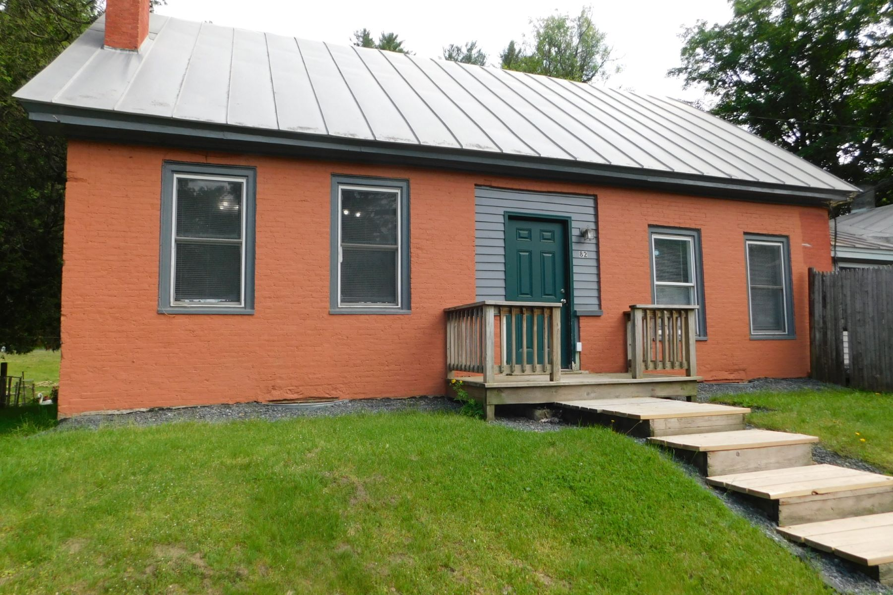 multi-family homes for Sale at 82 Old Route 110 Route, Royalton 82 Old Route 110 Route Royalton, Vermont 05068 United States