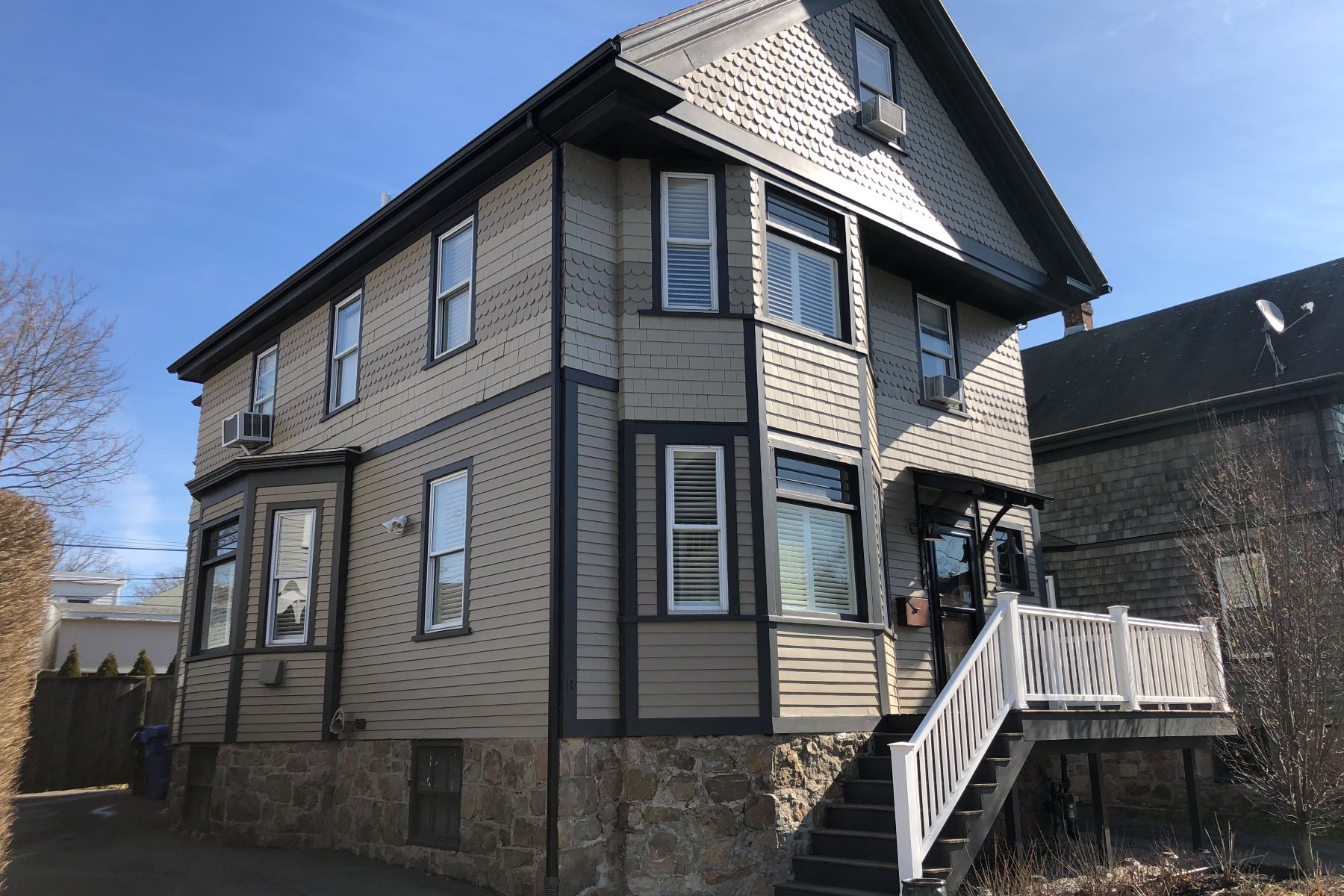 Single Family Homes for Sale at Classic Cottage 8 Elliott Place Newport, Rhode Island 02840 United States