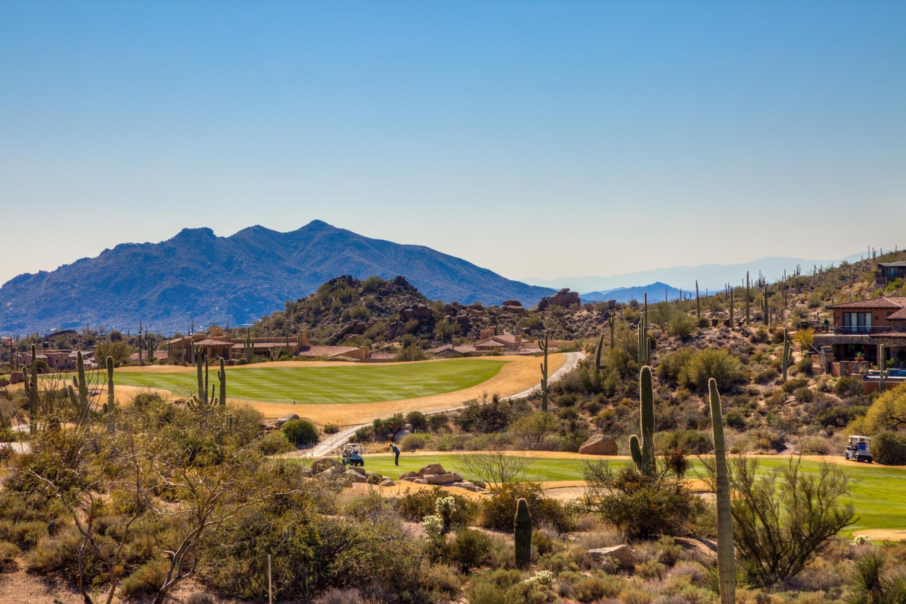 Land for Sale at Fabulous Desert Mountain Homesite 9621 E TEAR DROP CV LOT 130 Scottsdale, Arizona 85262 United States