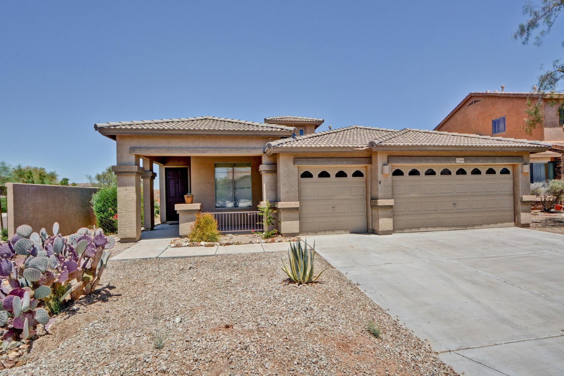 Single Family Homes for Active at Estrella Mountain Ranch 17668 W LAVENDER LN Goodyear, Arizona 85338 United States