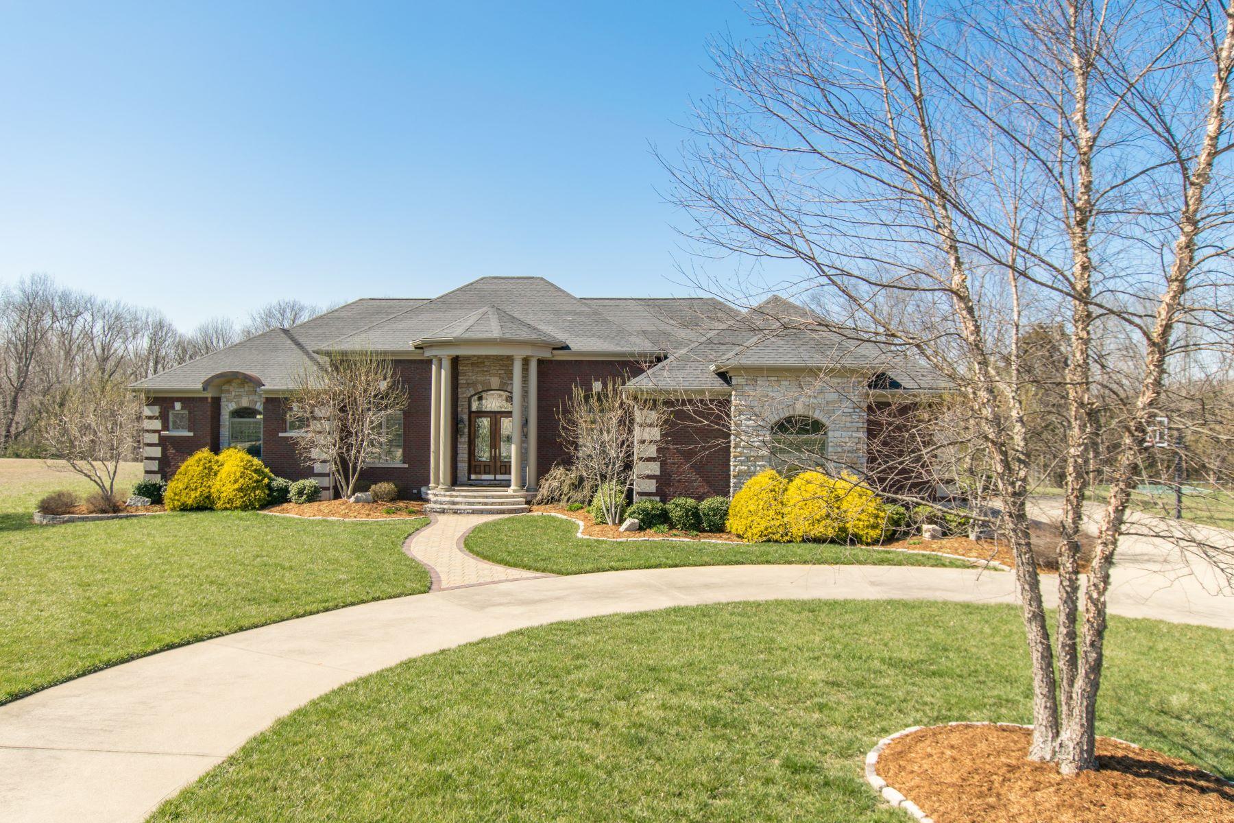 Maison unifamiliale pour l Vente à 3201 Overlook Ridge Road Prospect, Kentucky, 40059 États-Unis