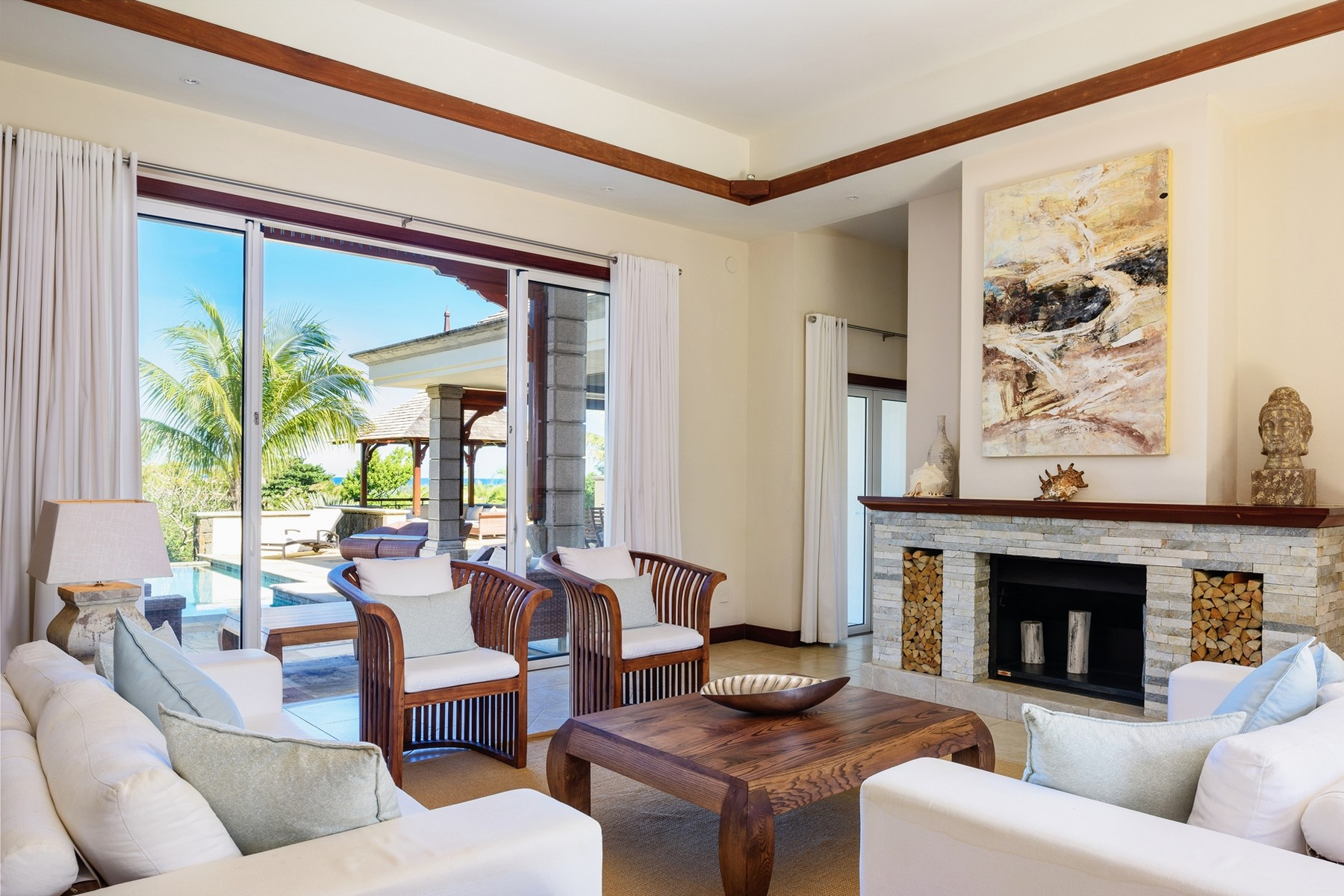 Single Family Home for Sale at 109, Heritage Villas Valriche Bel Ombre, Savanne, Mauritius