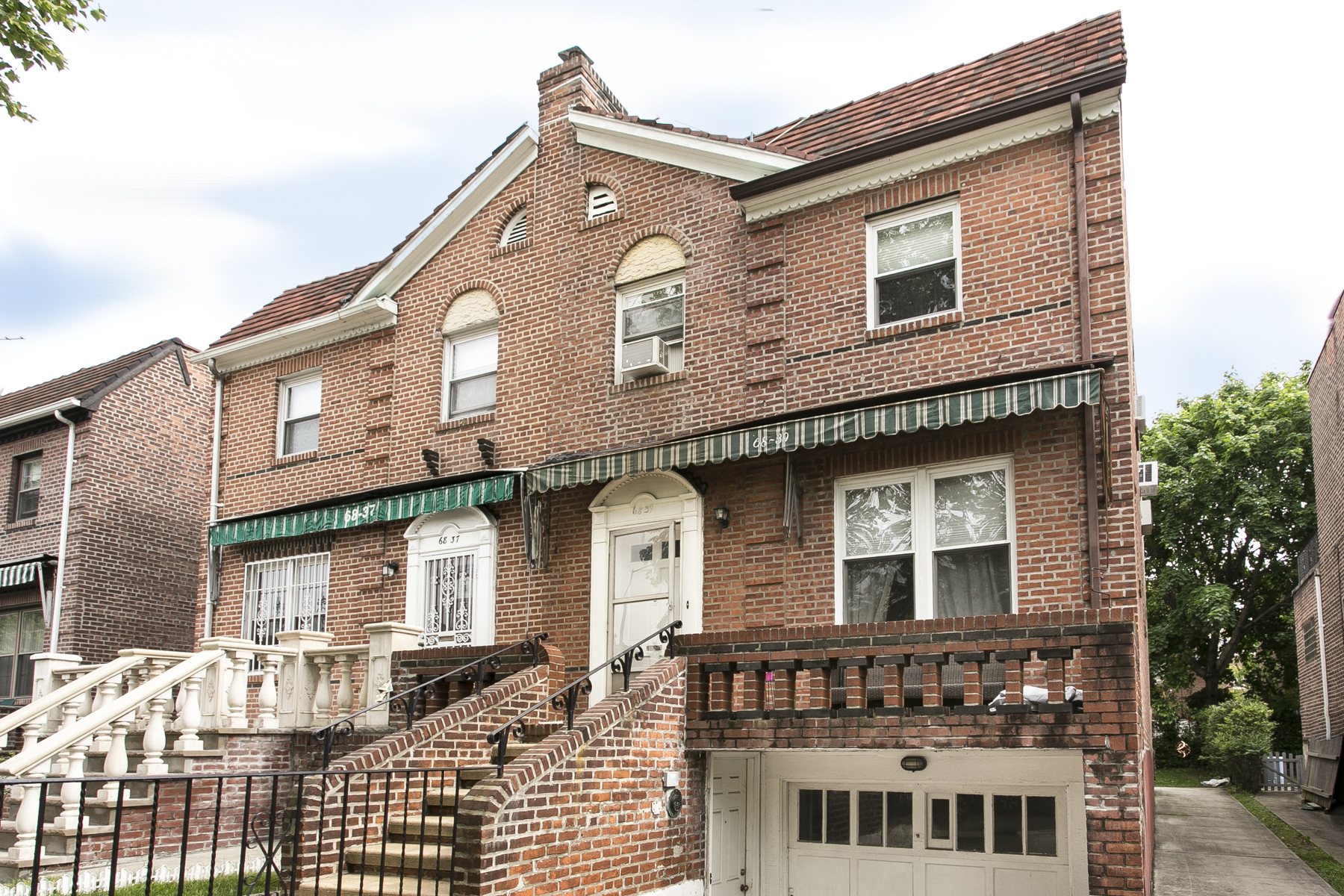 "Single Family Home for Rent at ""SEMI DETACHED BRICK HOUSE IN PRIME LOCATION"" 68-39 Fleet Street, Forest Hills, 11375 United States"