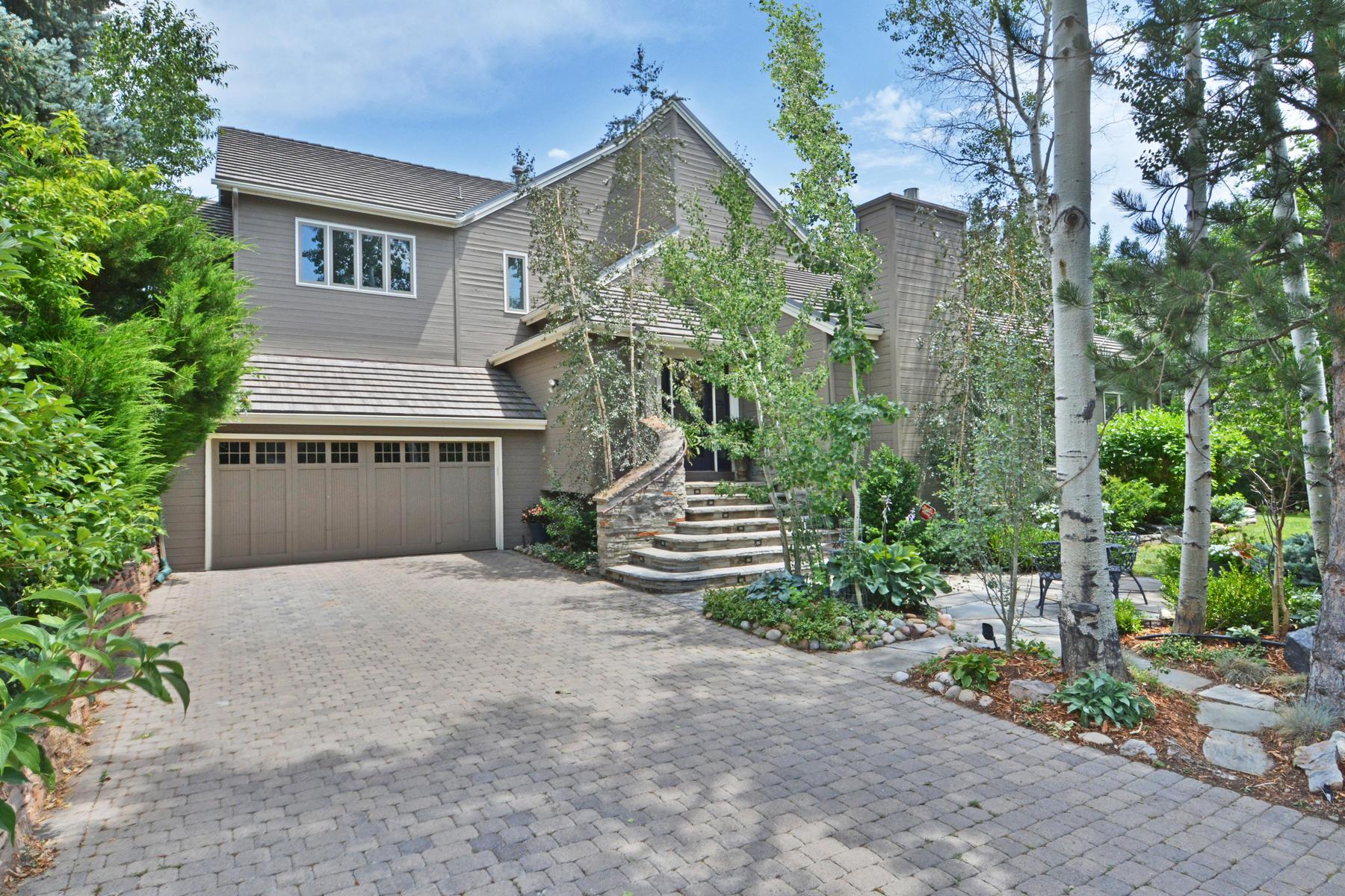 Nhà ở một gia đình vì Bán tại Amazing North Boulder Home 3890 Norwood Ct Boulder, Colorado, 80304 Hoa Kỳ