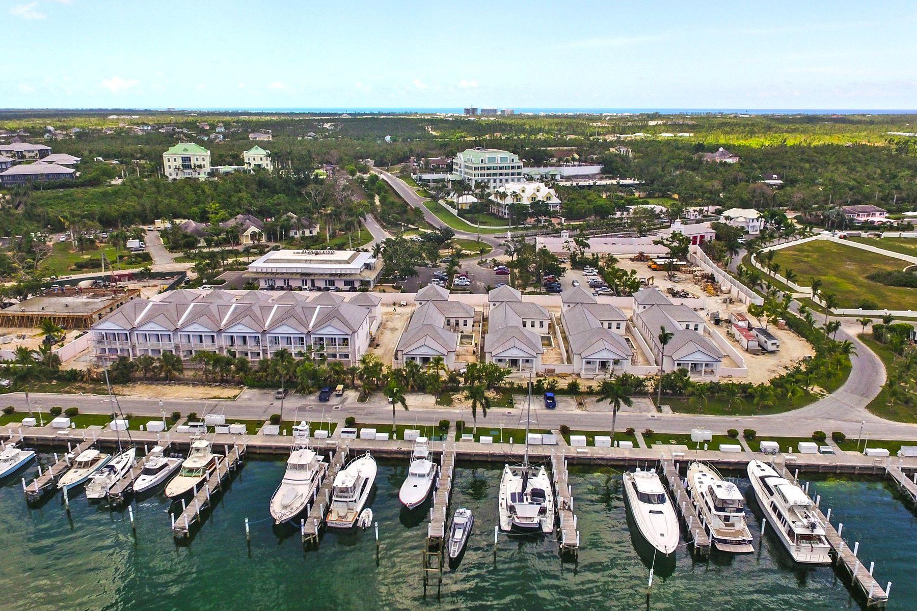 Nhà phố vì Bán tại Yacht Harbour Townhouse #15 Lyford Cay, New Providence/Nassau, Bahamas