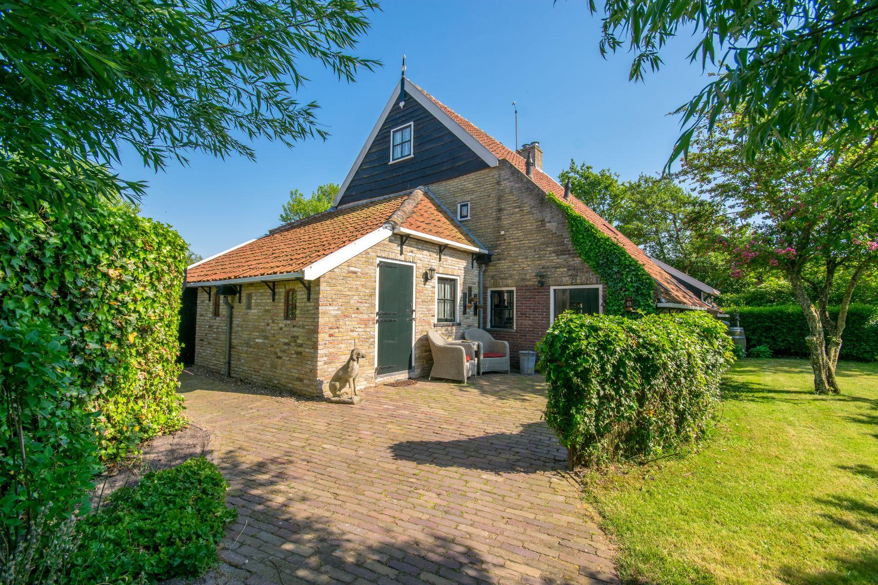 Single Family Homes for Sale at Royal farmhouse Kooiweg 1 Hoorn, Friesland 8896 JL Netherlands