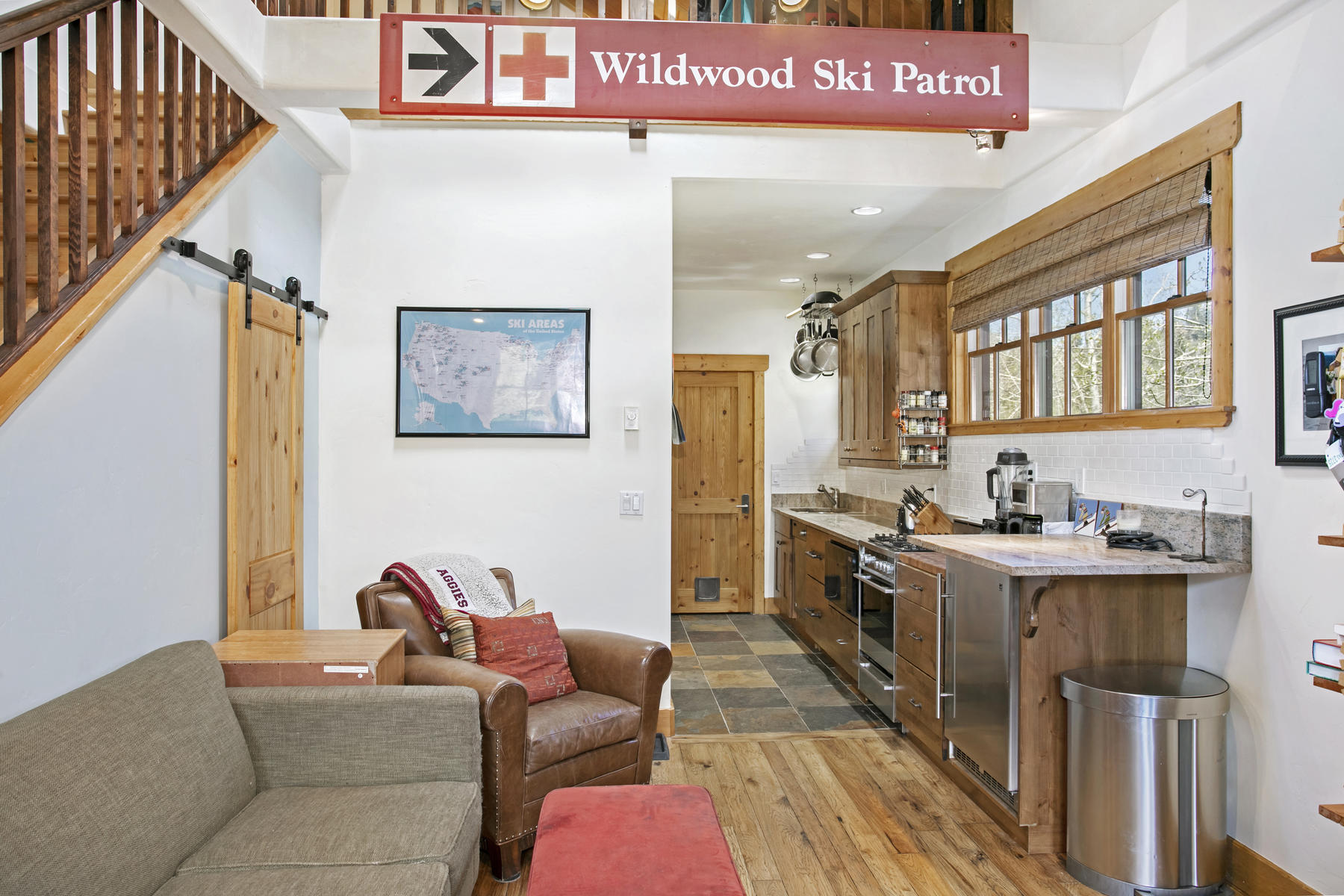 Condominiums for Sale at Remodeled Minturn Condo 1863 Cross Creek Ln. #D Minturn, Colorado 81645 United States