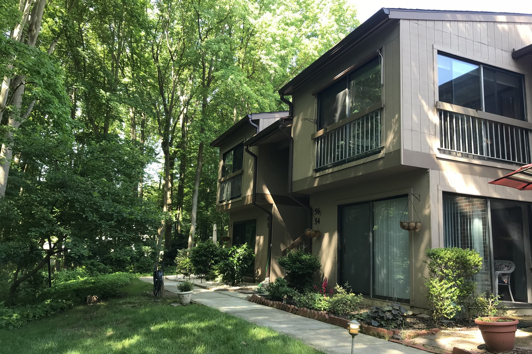 Condominium for Sale at Nature Lovers 56 Manchester Ct, Red Bank, New Jersey 07701 United States