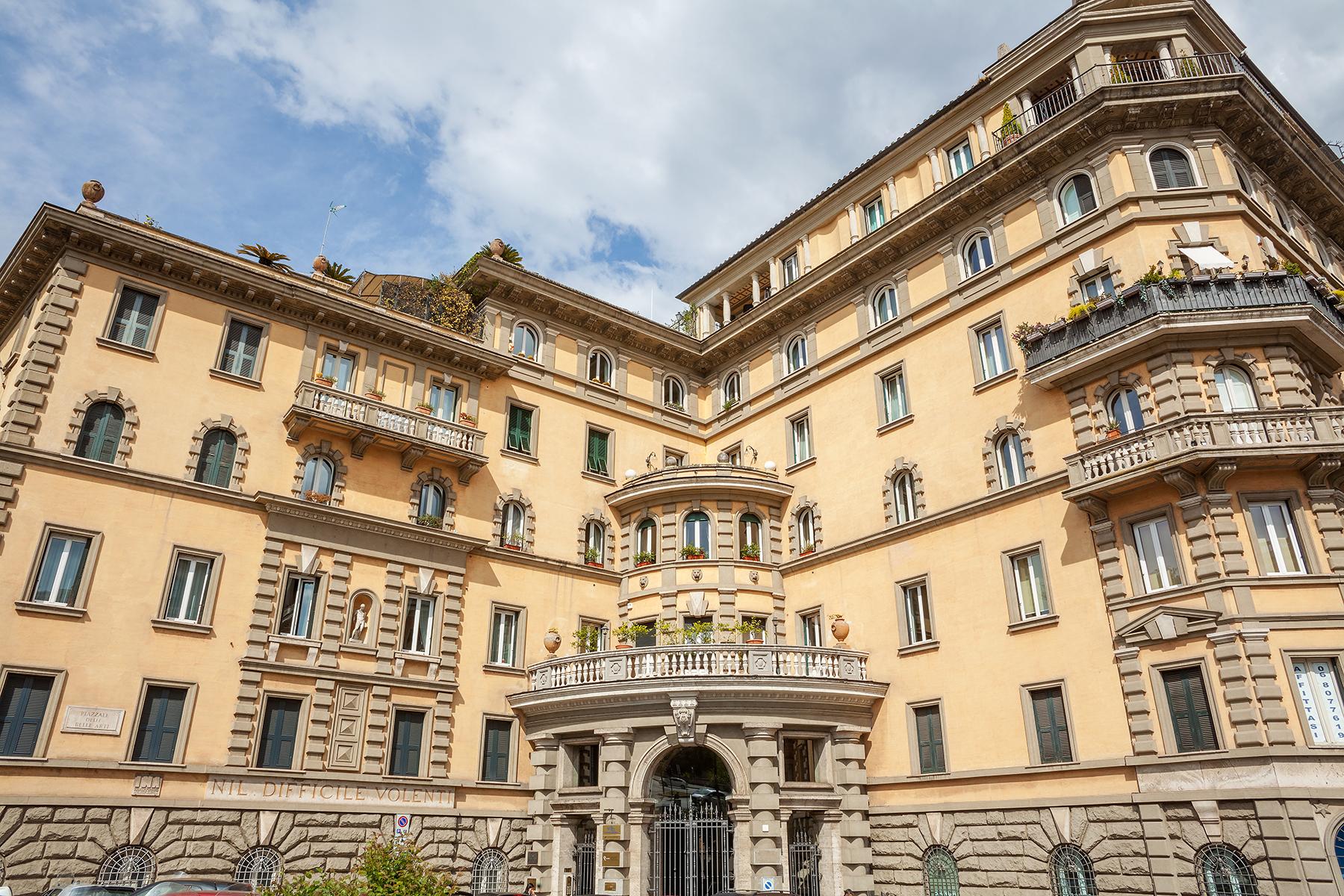Appartamento per Affitto alle ore Prestigiosissimo Ufficio in Piazzale delle Belle Arti Rome, Roma 00196 Italia
