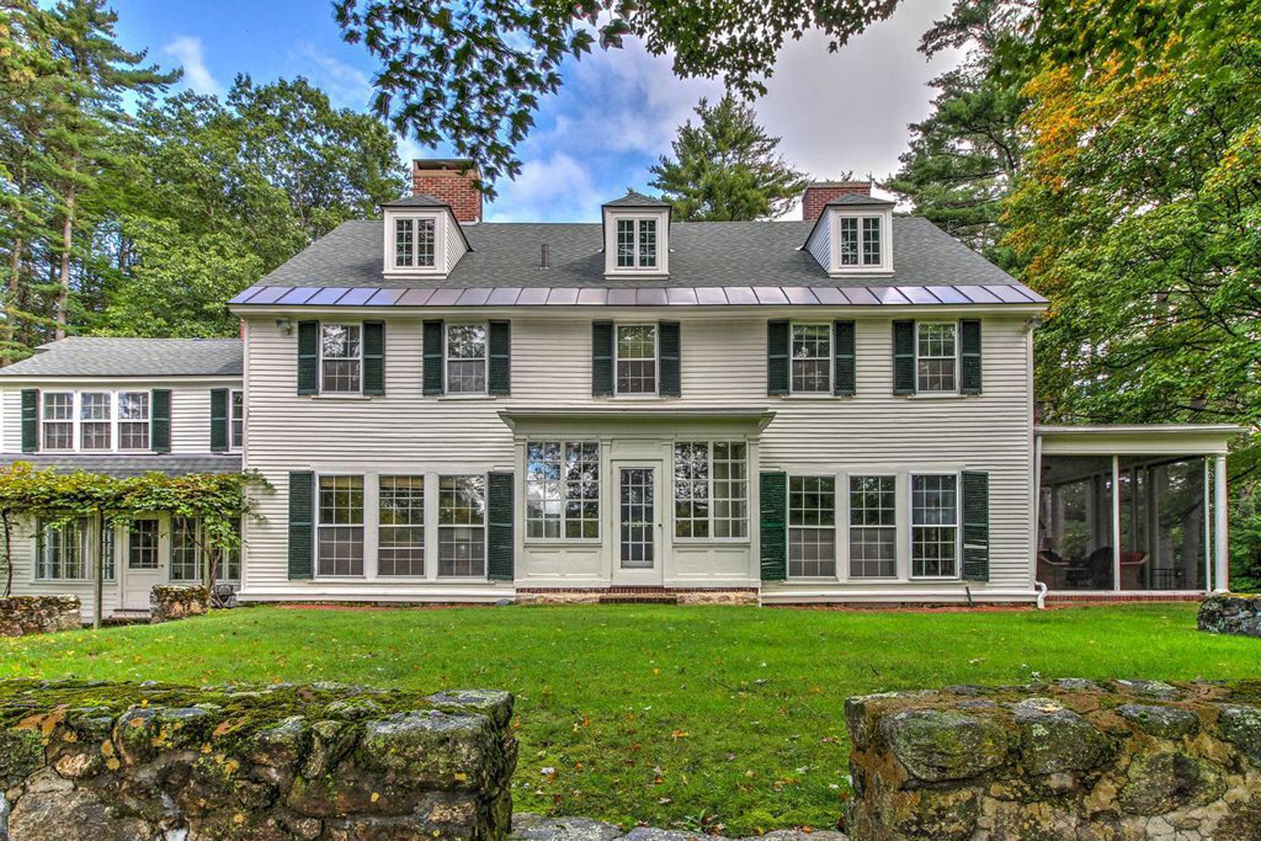 Single Family Home for Sale at 4 Felt Road, Keene 4 Felt Rd Keene, New Hampshire 03431 United States