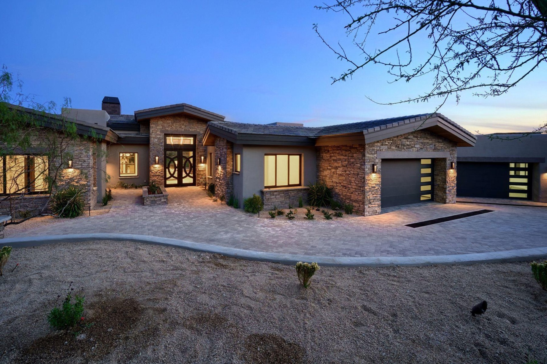 Single Family Homes for Sale at Saguaro Forest 41943 N STONE CUTTER DR Scottsdale, Arizona 85262 United States