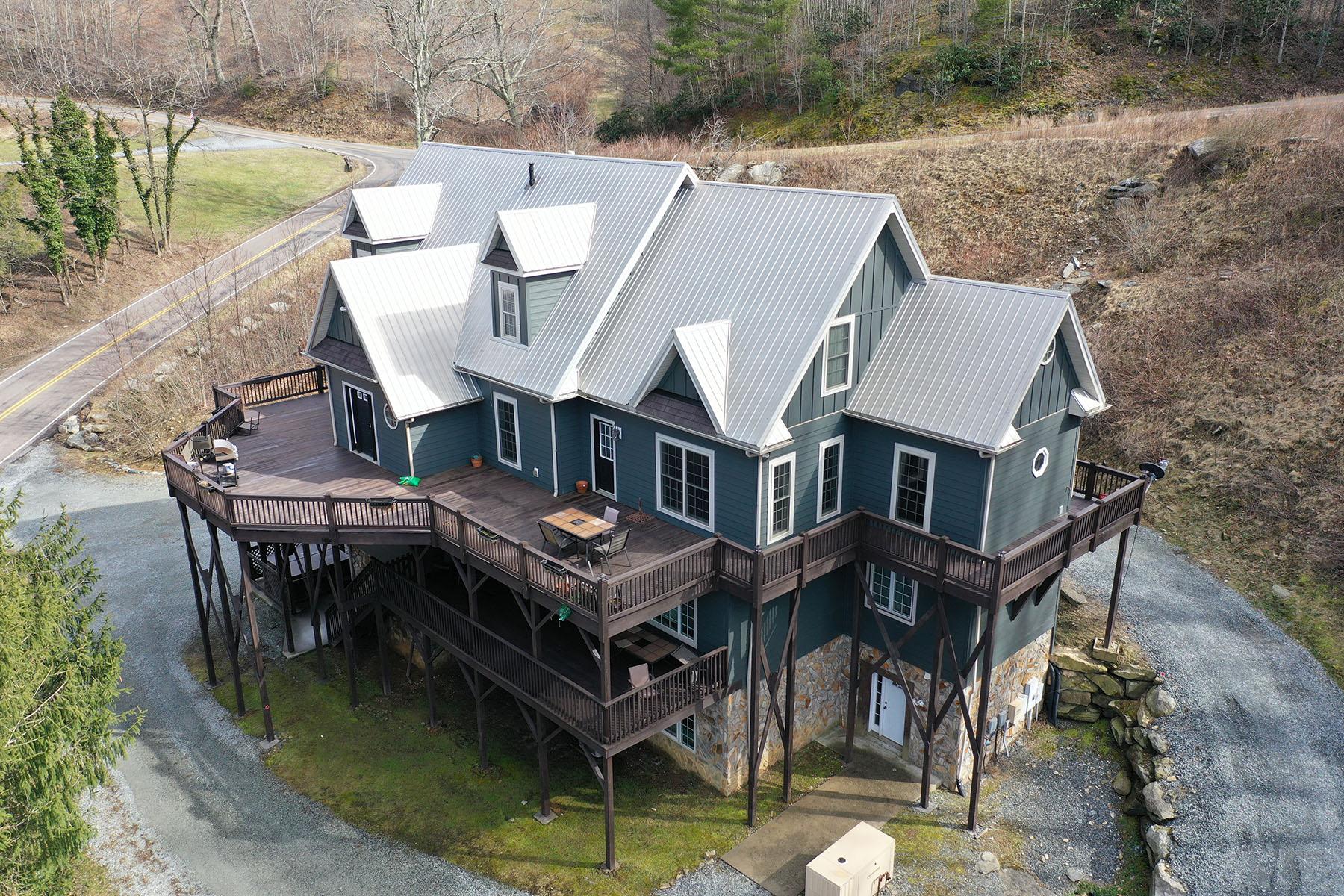 Single Family Homes for Active at VILAS 1455 Bairds Creek Rd Vilas, North Carolina 28692 United States