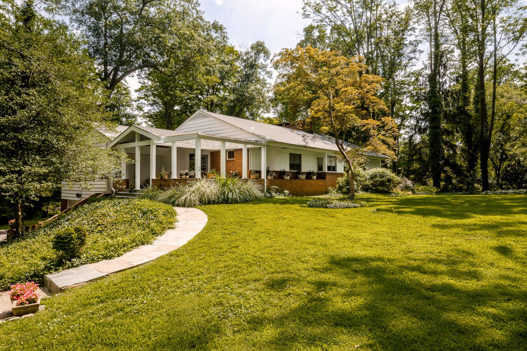 Property for Sale at Mid-Century Lines and Open Concept 52 Winant Road, Princeton, New Jersey 08540 United States