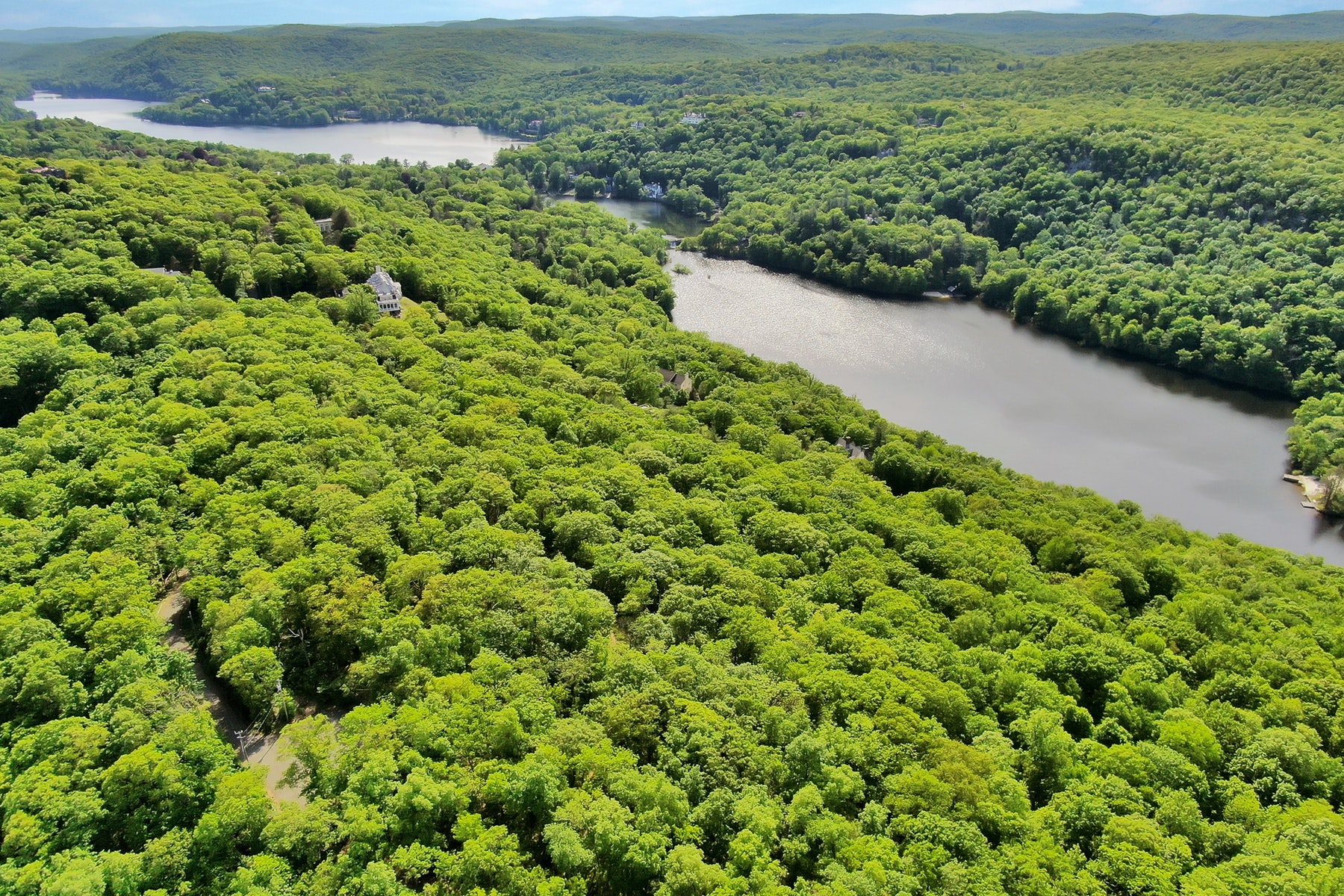 Land for Sale at Mountaintop 2.5 Acre Lot Lookout Mountain Road Tuxedo Park, New York 10987 United States