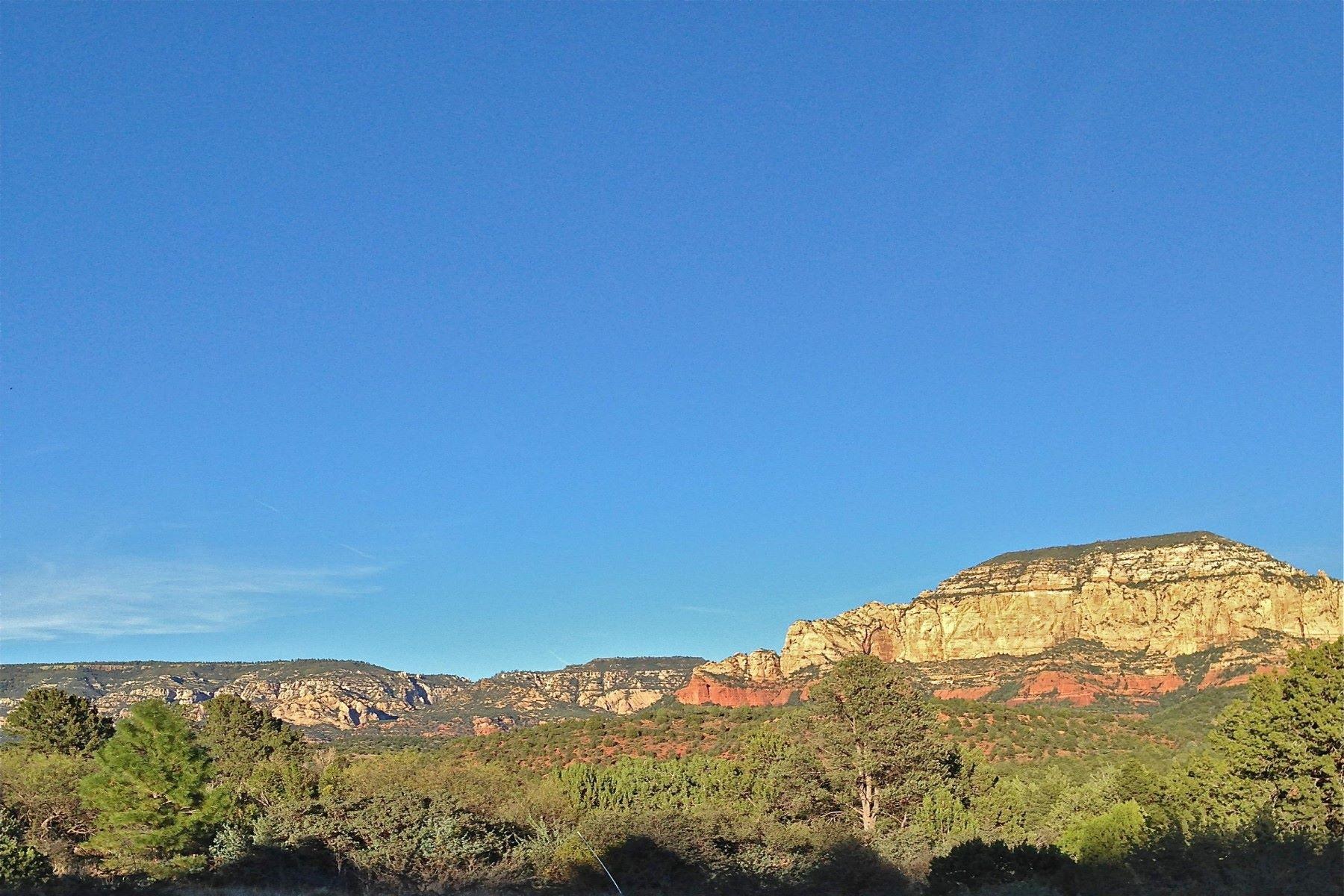 土地 のために 売買 アット Two Acre Luxury Home Site 1800 Cline RD, Sedona, アリゾナ, 86336 アメリカ合衆国
