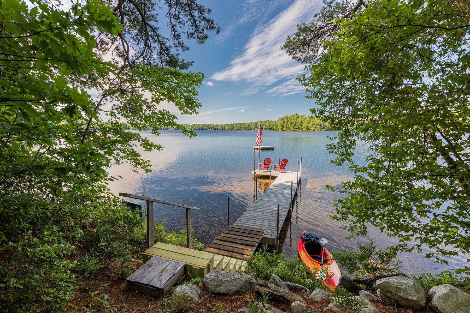 Single Family Homes للـ Sale في New Gloucester, Maine 04260 United States