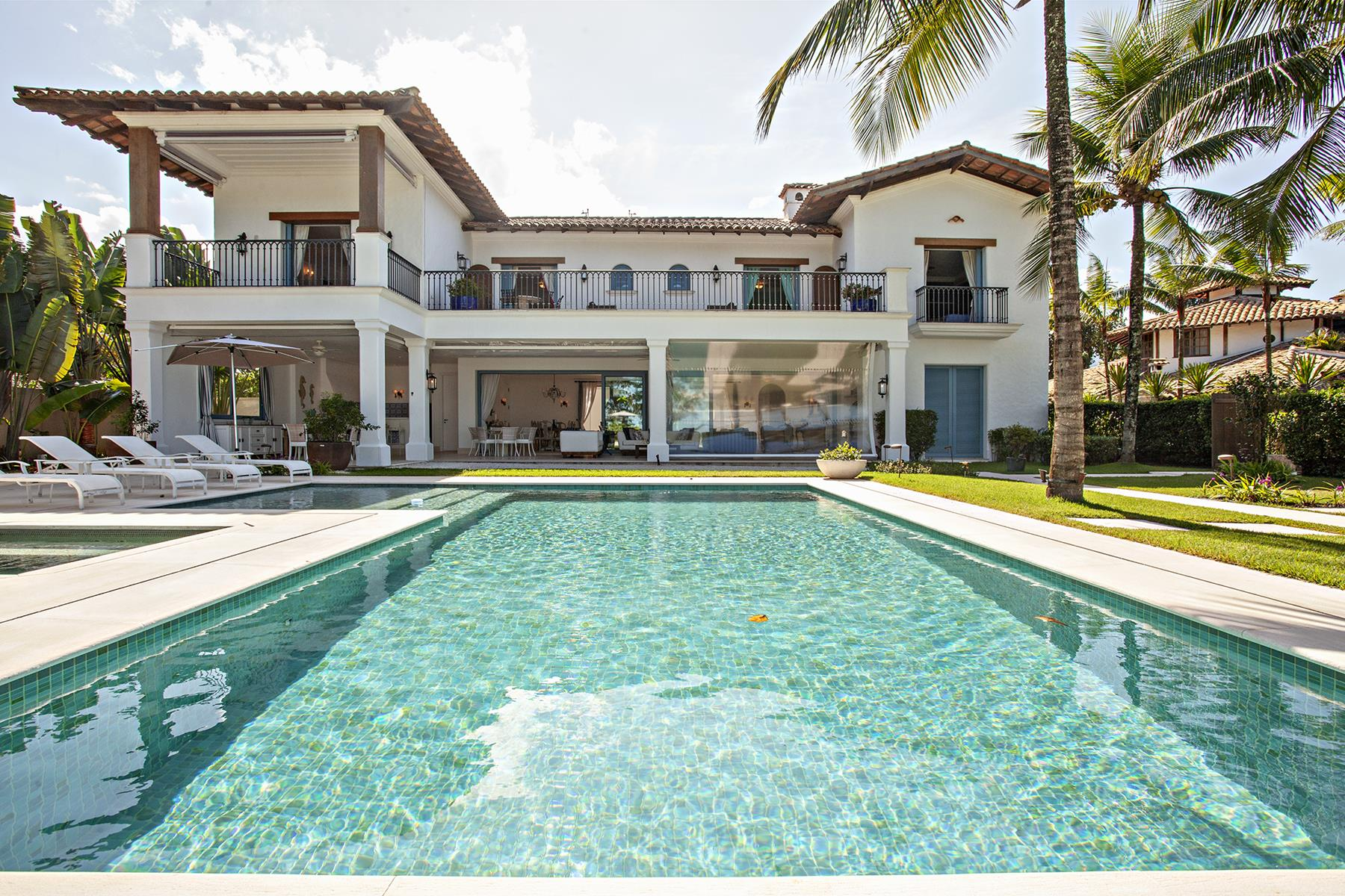 Single Family Home for Sale at House in colonial style Sao Sebastiao, Brazil