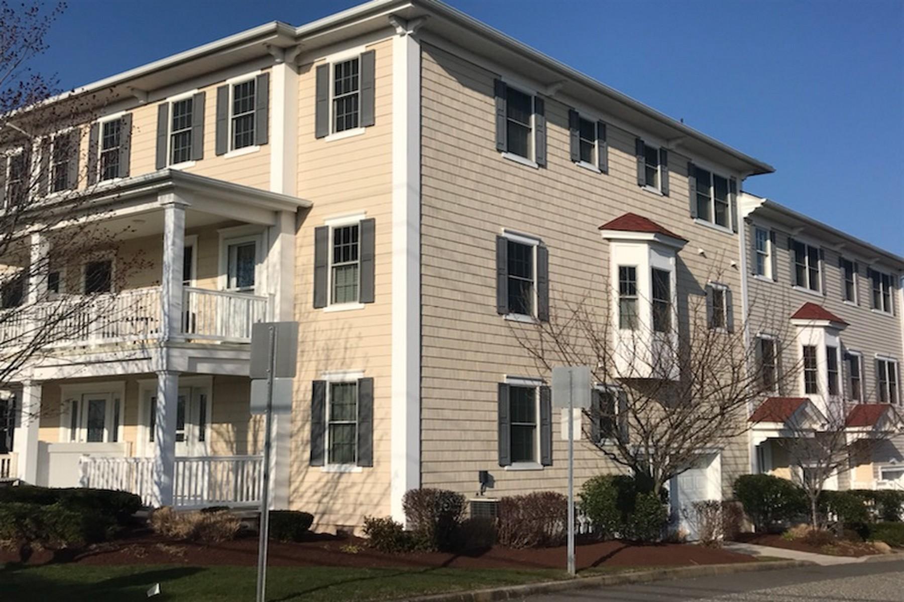 Maison accolée pour l Vente à 901 Shore Road, Unit C, Somers Point 901 Shore Road Unit C, Somers Point, New Jersey 08244 États-Unis