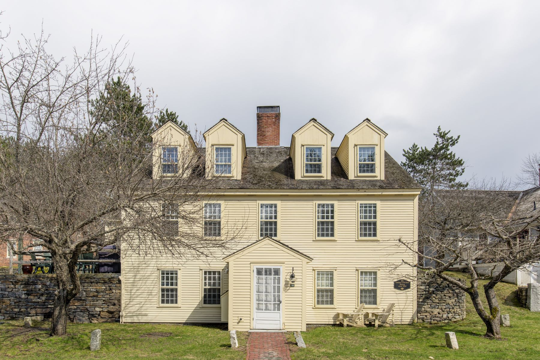 Single Family Home for Sale at One Bedroom Home in Lyme 85 Dartmouth College Hwy 501 Lyme, New Hampshire 03768 United States
