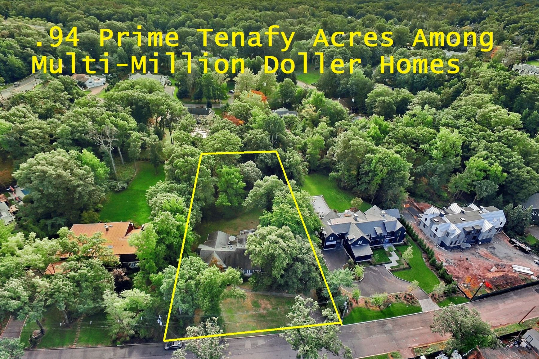 Land for Sale at Location! Location! Location! 63 Oxford Drive, Tenafly, New Jersey 07670 United States