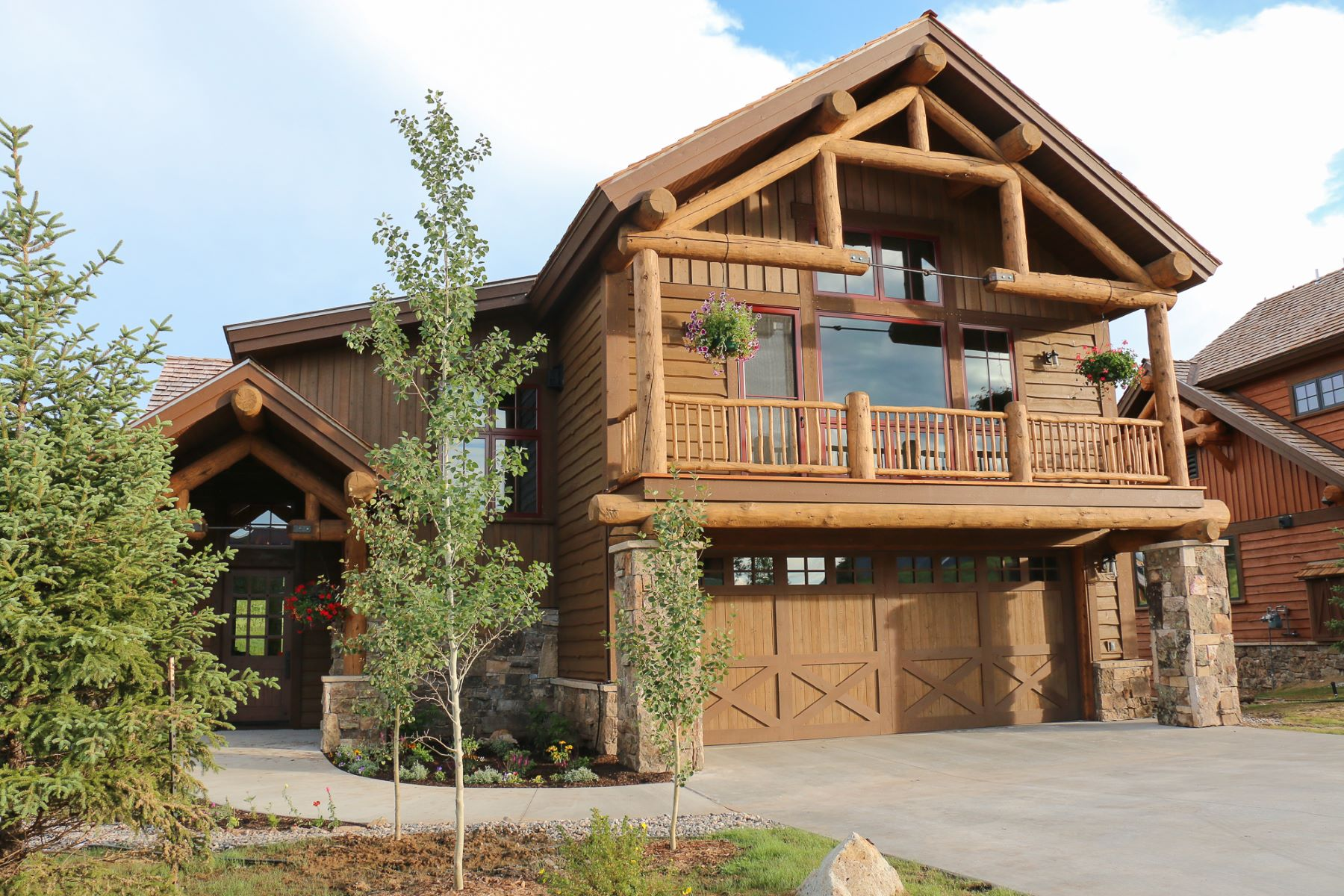 Single Family Homes for Sale at Wildhorse at Prospect New Construction 12 Appaloosa Road Mount Crested Butte, Colorado 81225 United States
