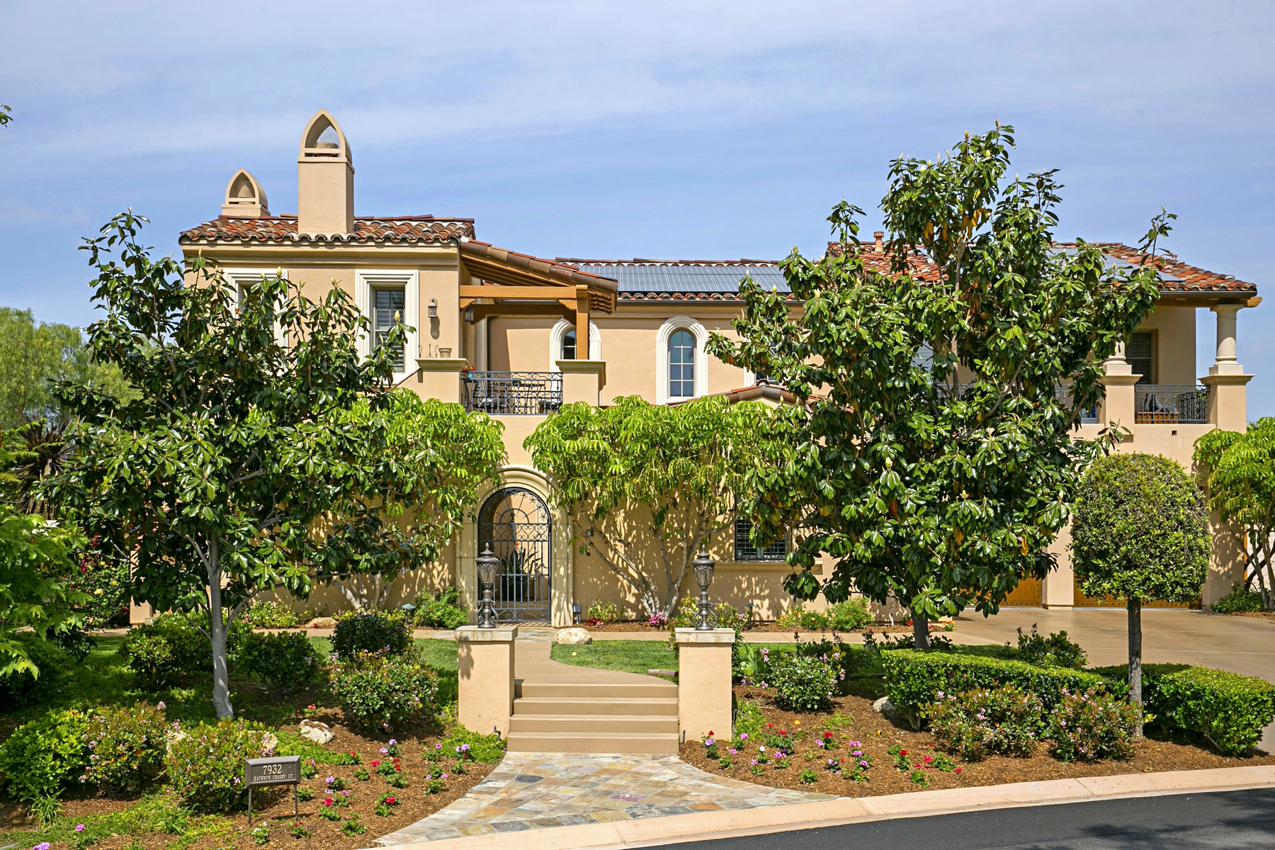 Casa Unifamiliar por un Venta en The Links at The Crosby in Rancho Santa Fe! 7932 Kathryn Crosby Ct. Rancho Santa Fe, California, 92127 Estados Unidos
