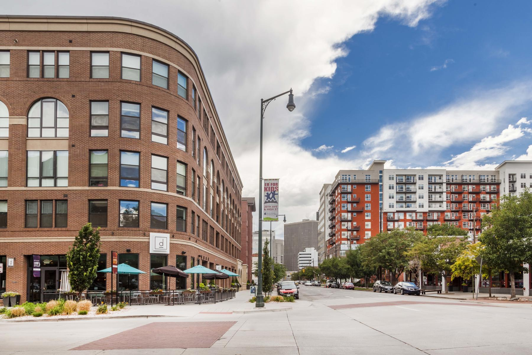 Additional photo for property listing at New Townhome With The best City Lifestyle and Location Available! 2200 Tremont Place #9 Denver, Colorado 80205 United States