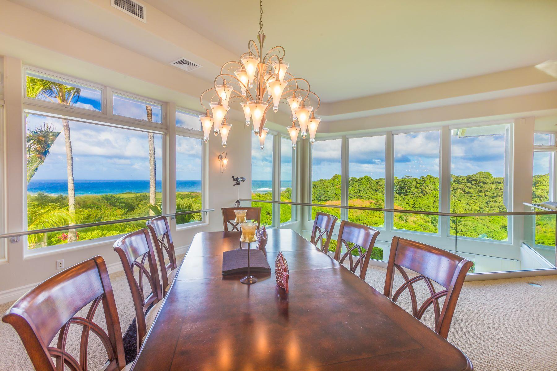 Maison en rangée pour l Vente à Kaiulani of Princeville 4100 Queen Emma Drive #34 Princeville, Hawaii 96722 États-Unis
