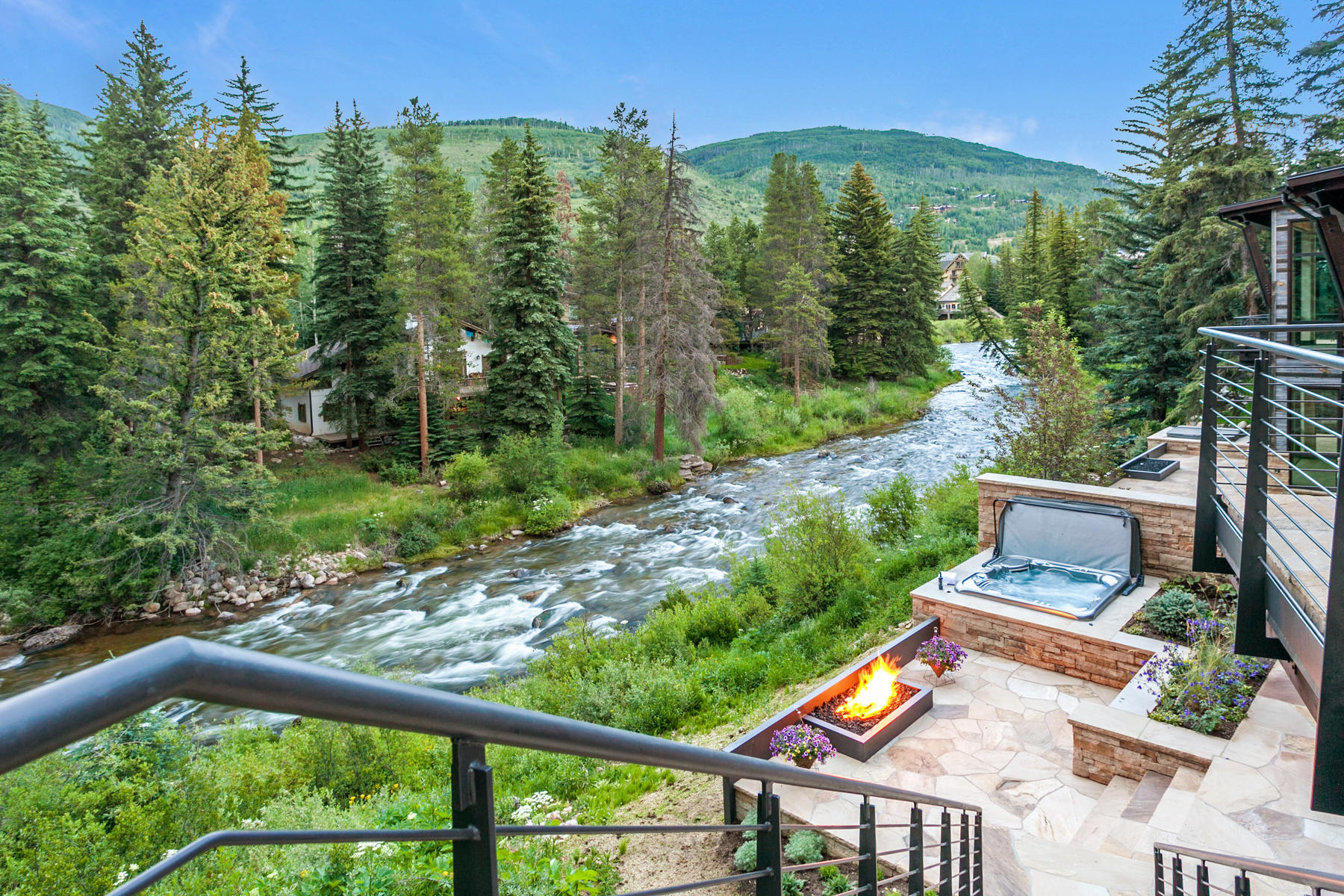 Additional photo for property listing at New Construction on Gore Creek 223 Beaver Dam Road Vail, Colorado 81657 United States