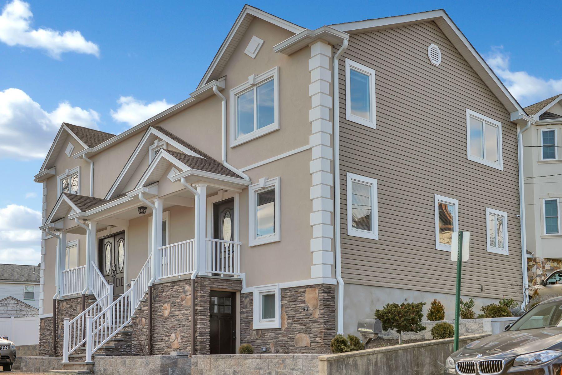 Dúplex por un Alquiler en Brand New 1/2 Duplex 410 Small St Carlstadt, Nueva Jersey 07072 Estados Unidos