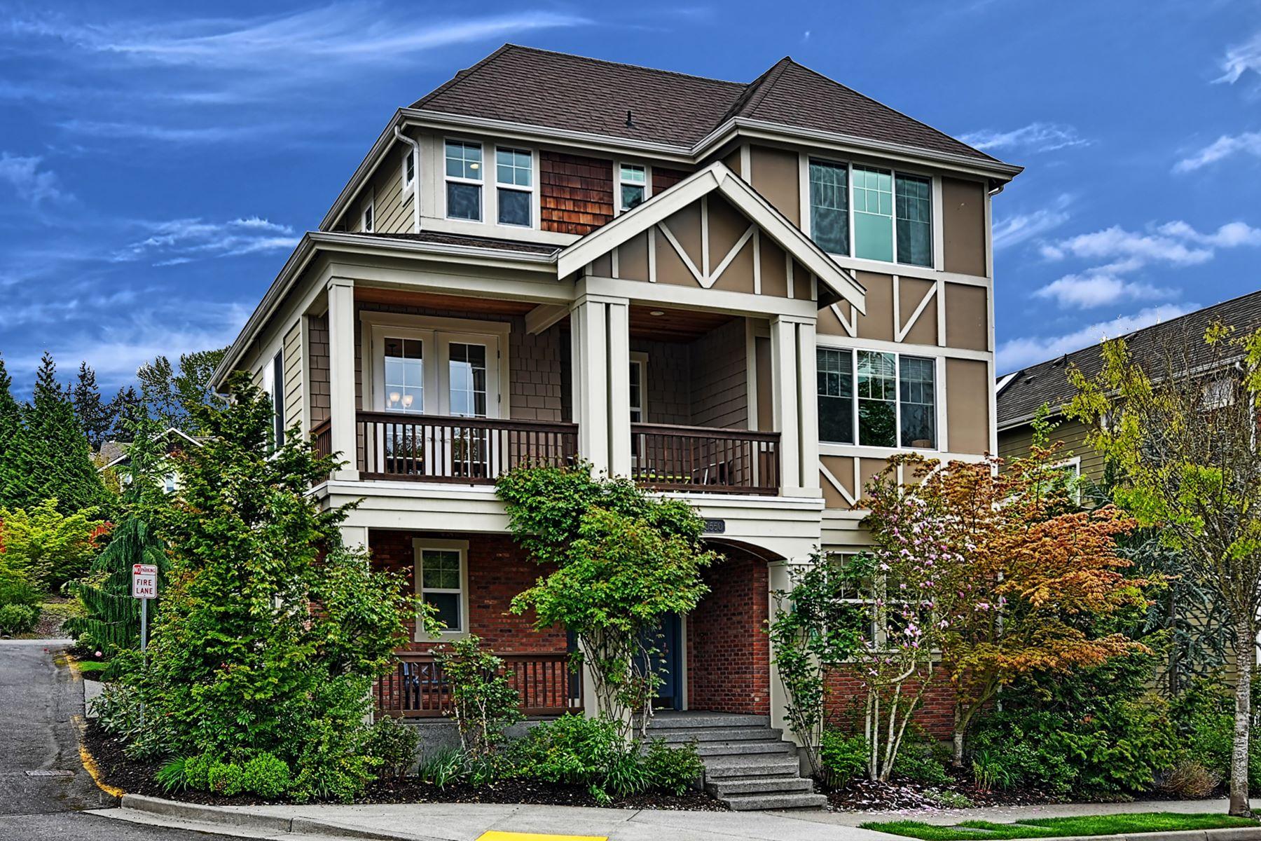 Single Family Homes vì Bán tại Welcome Home to Mondavio 10550 155 Ave NE, Redmond, Washington 98052 Hoa Kỳ