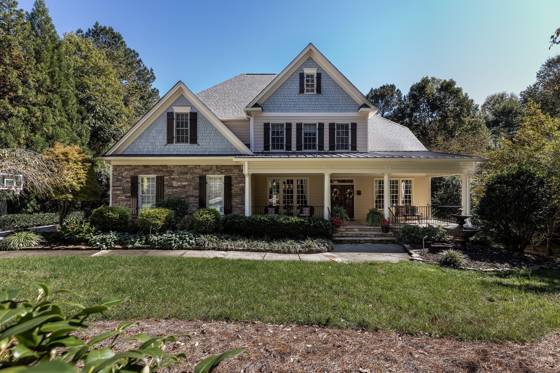 Single Family Homes for Active at 1001 Old Mill Creek Court Raleigh, North Carolina 27614 United States