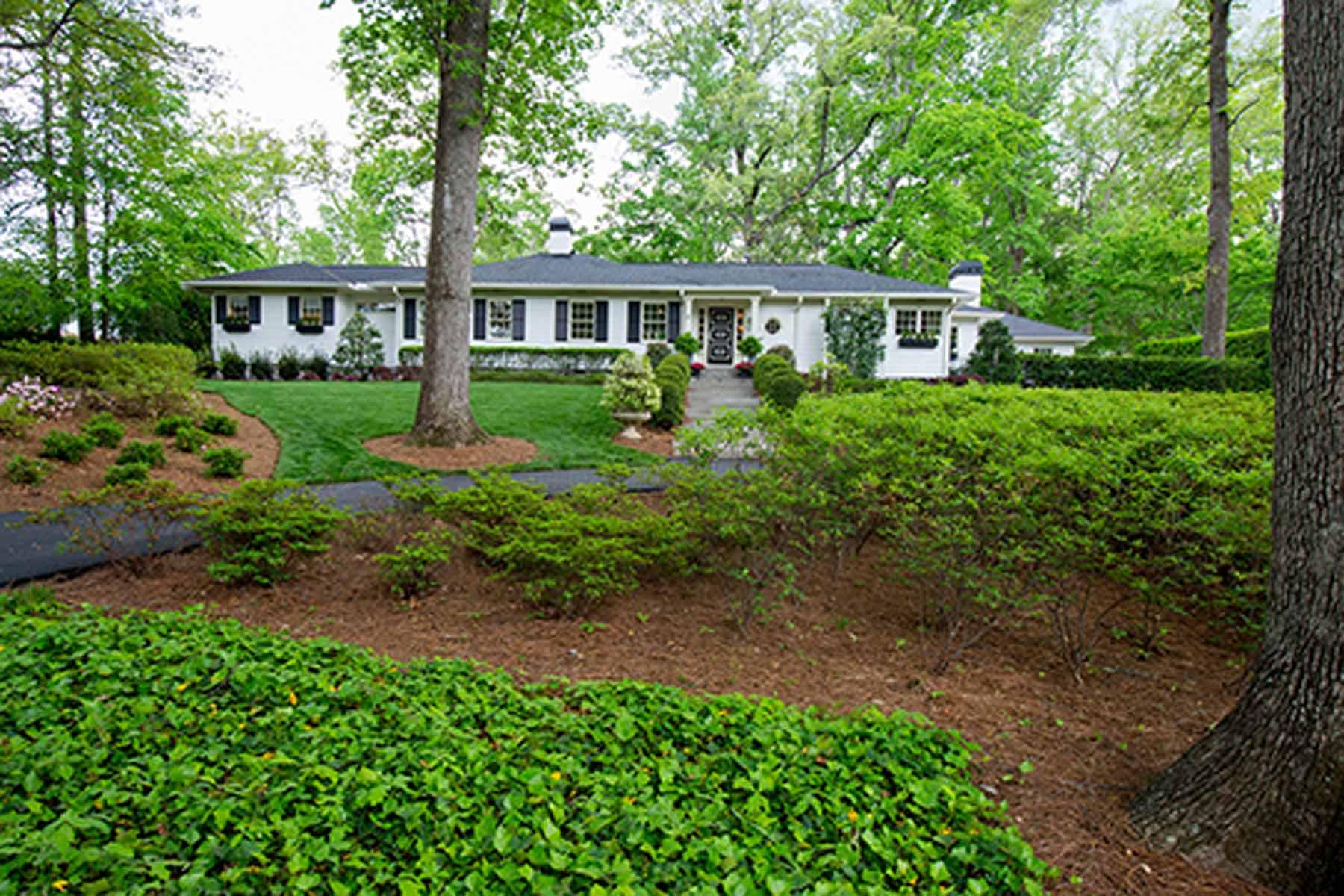 一戸建て のために 売買 アット Historic Intown Estate 1175 Beech Haven Road NE Atlanta, ジョージア, 30324 アメリカ合衆国