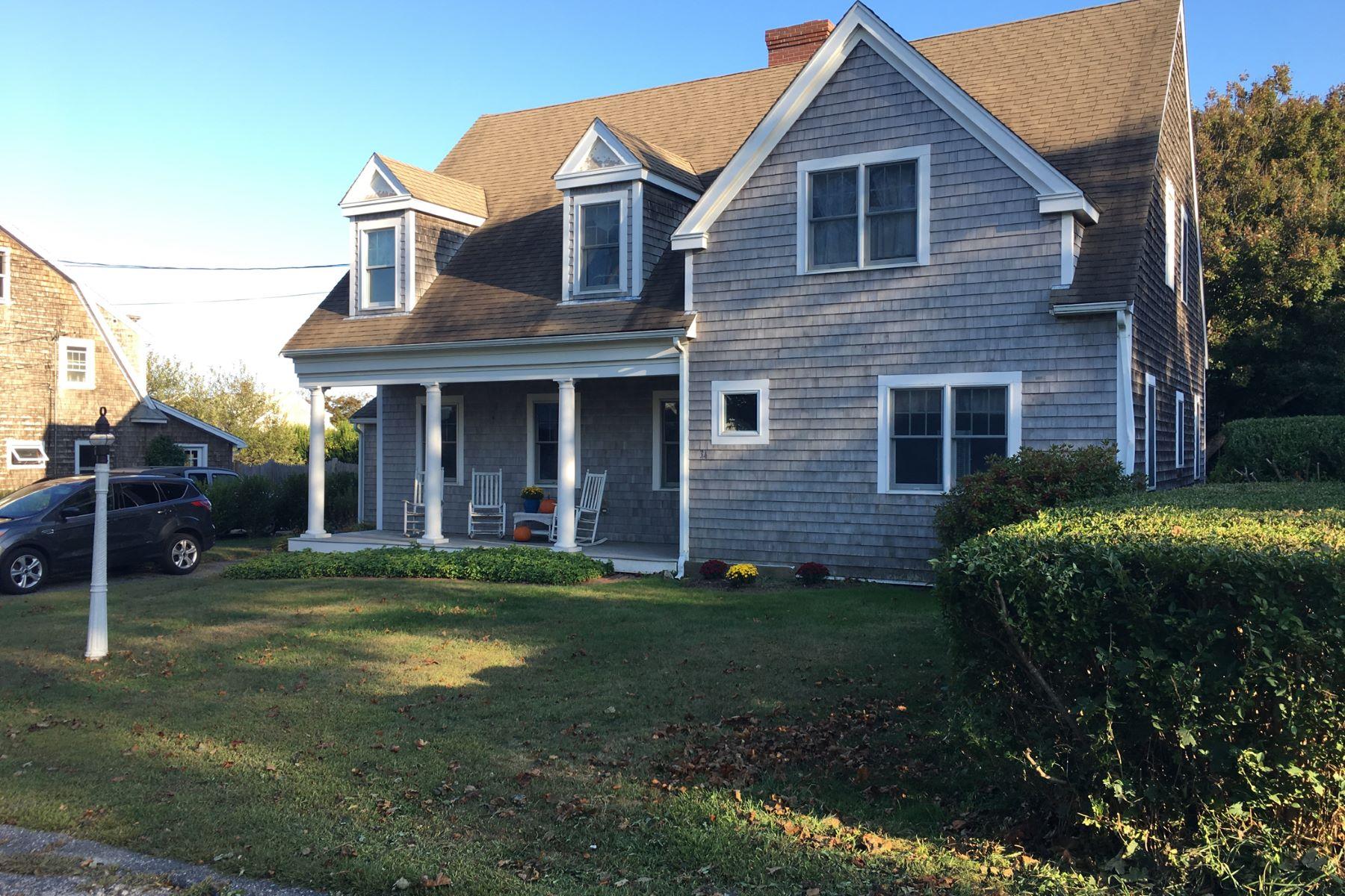 Other Residential Homes por un Venta en 34 Wampatuck Ave Scituate, Massachusetts 02066 Estados Unidos