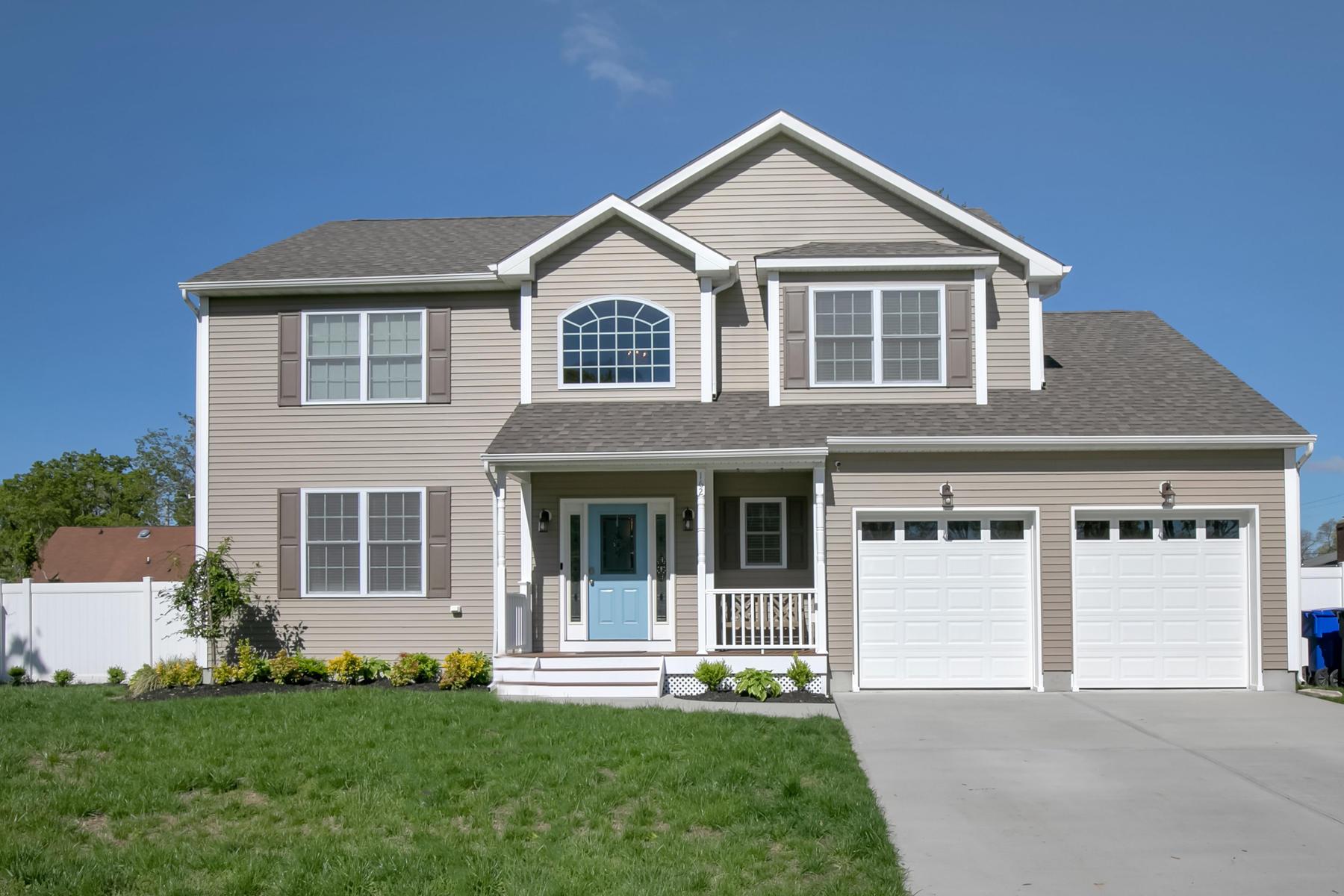 Single Family Homes por un Venta en 162 Blue Sea Lane Toms River, Nueva Jersey 08753 Estados Unidos