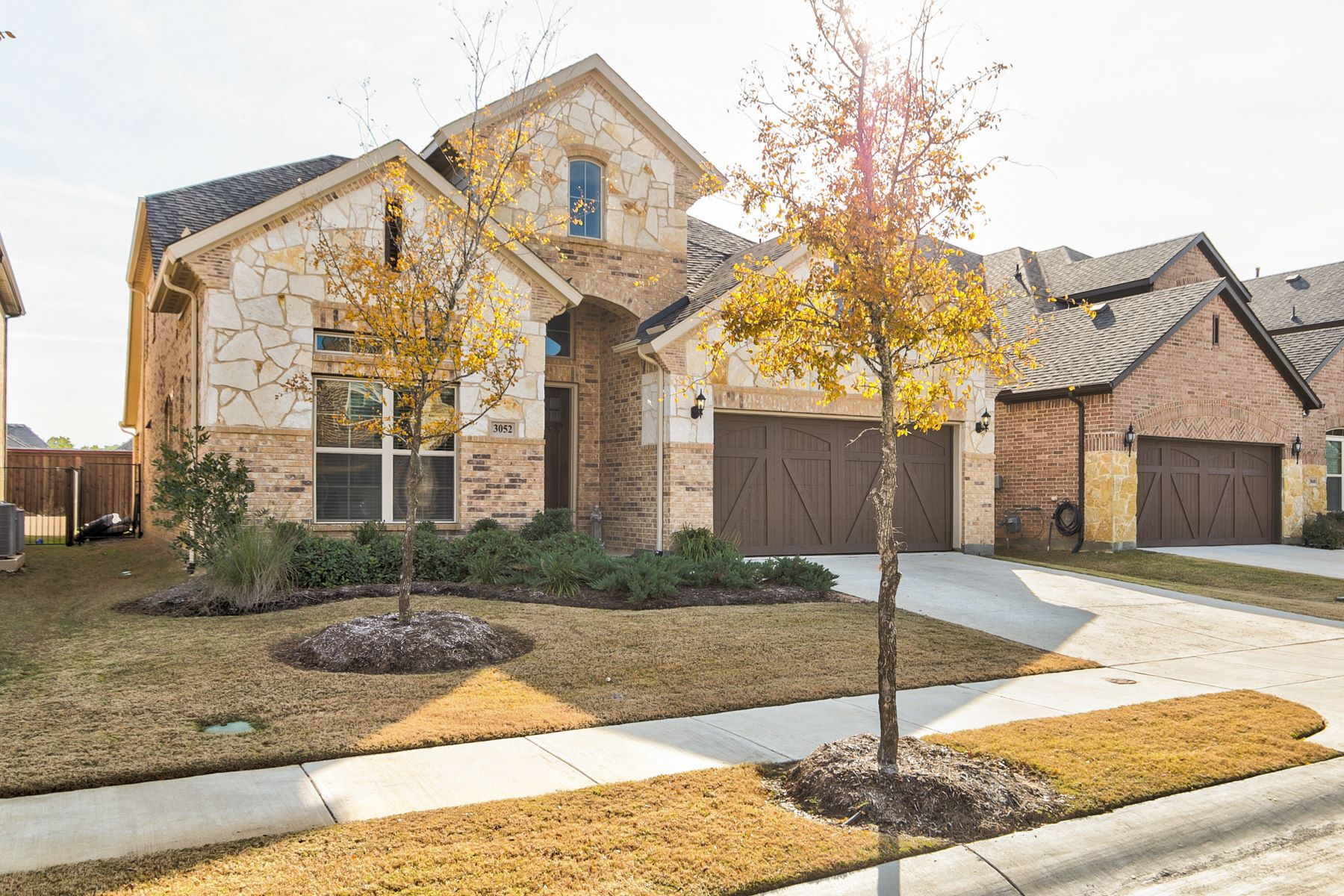 Single Family Homes for Sale at Gated Keller in Carroll ISD 3052 Crestwater Ridge Keller, Texas 76248 United States