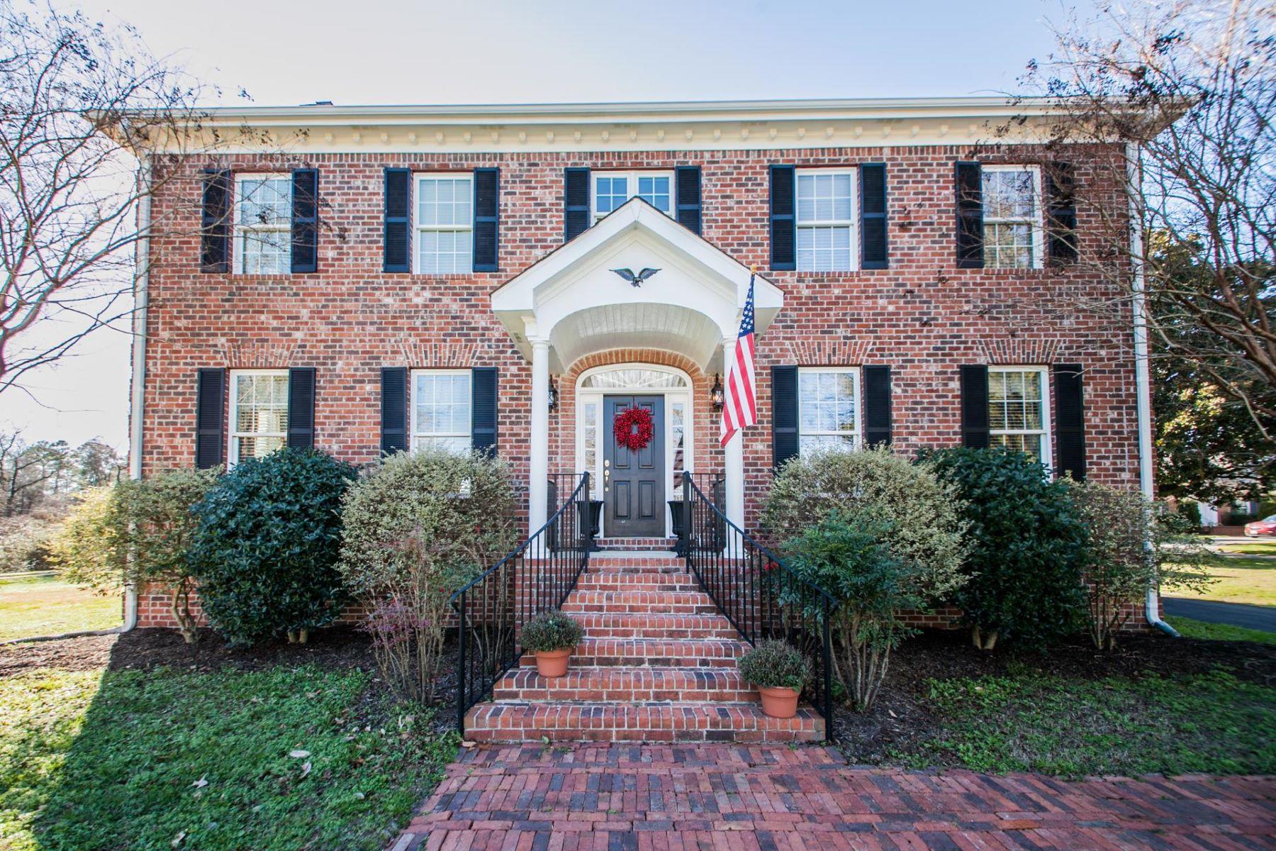 独户住宅 为 销售 在 Grimesland 1010A Magruder Rd. 史密斯菲尔德, 弗吉尼亚州, 23430 美国